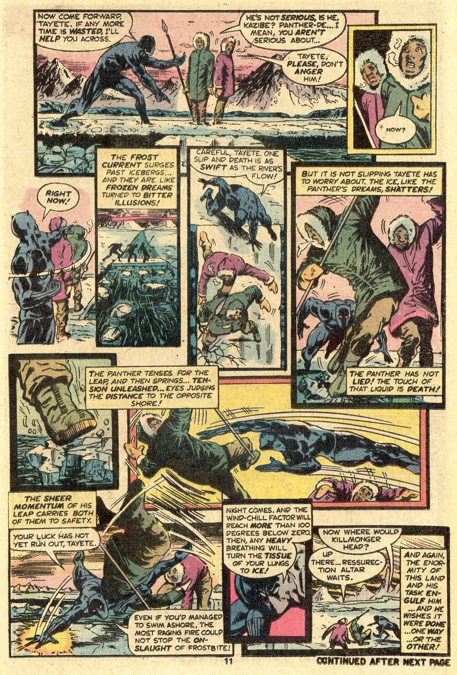Jungle Action (1972) issue 12 - Page 13