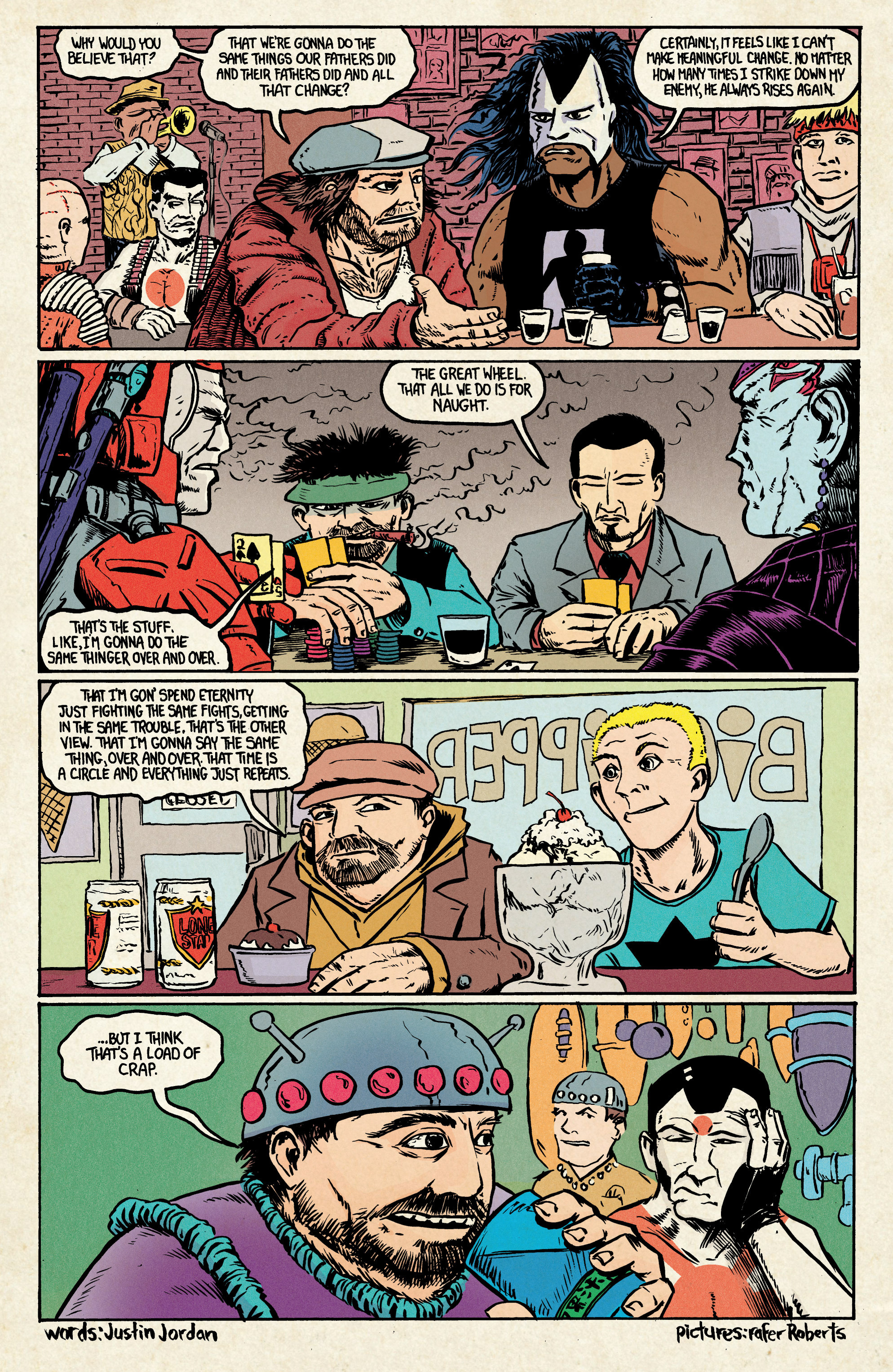 Read online Archer and Armstrong comic -  Issue #Archer and Armstrong _TPB 7 - 50