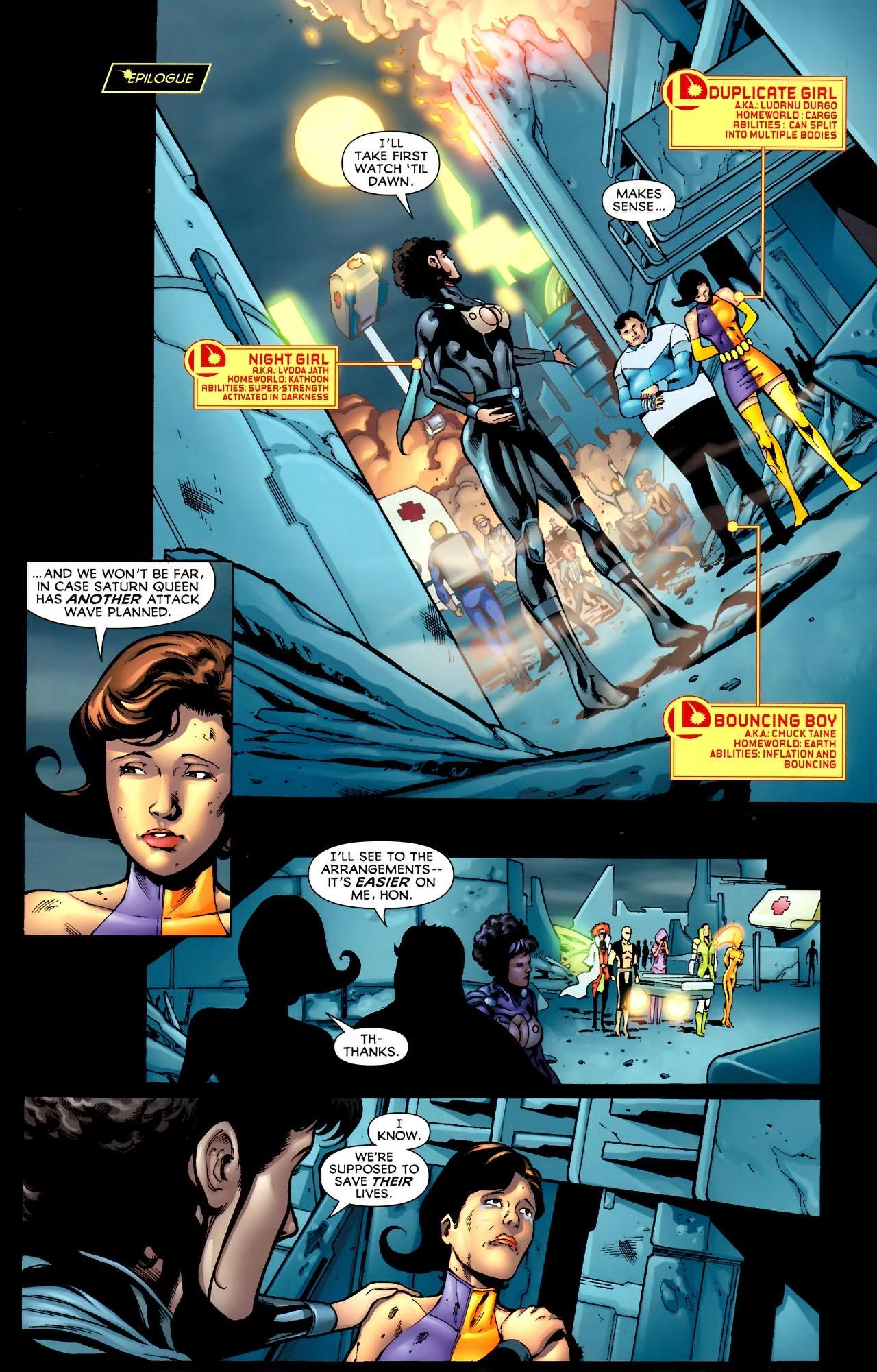 Read online Adventure Comics (1938) comic -  Issue #529 - 19