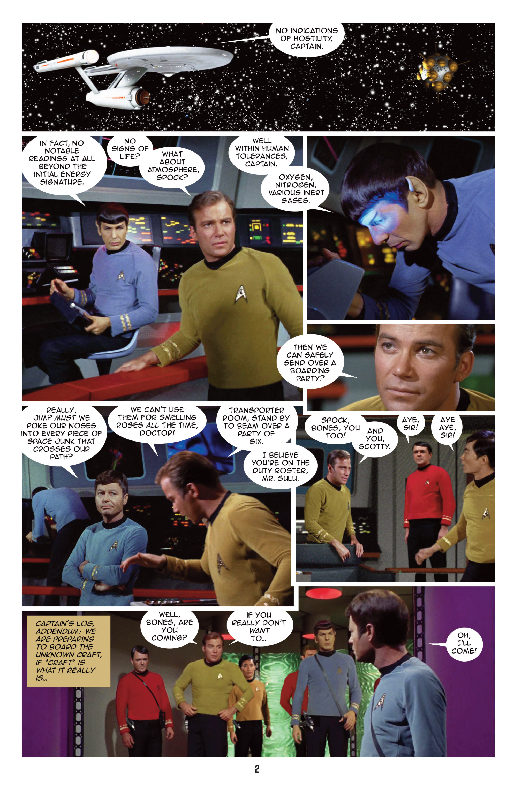 Read online Star Trek: New Visions comic -  Issue #15 - 4