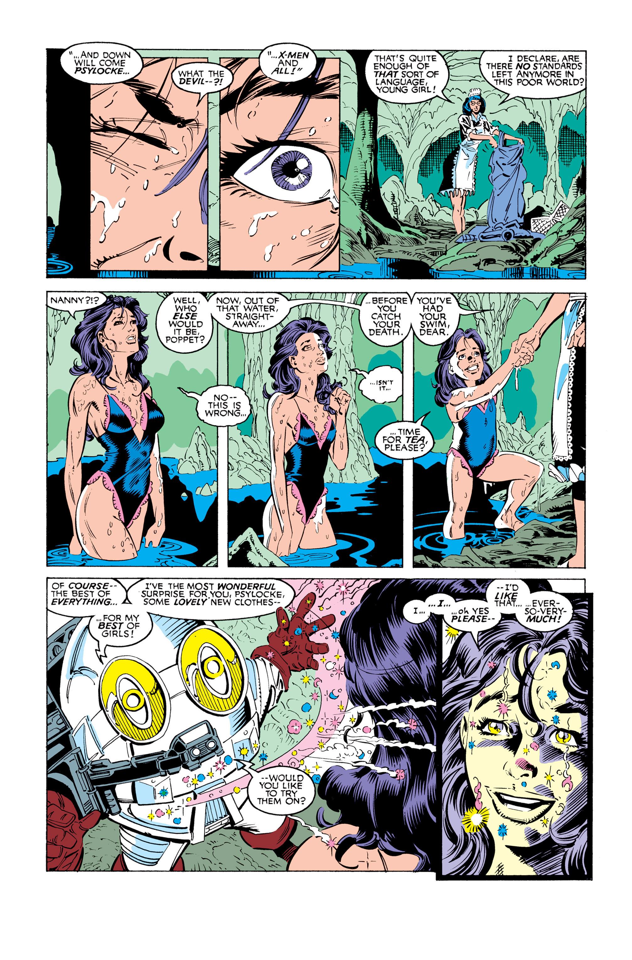 Read online Uncanny X-Men (1963) comic -  Issue #248 - 11