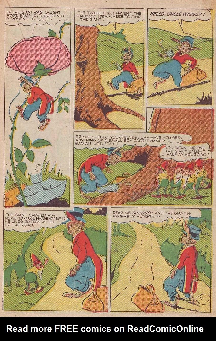 Read online Animal Comics comic -  Issue #25 - 23