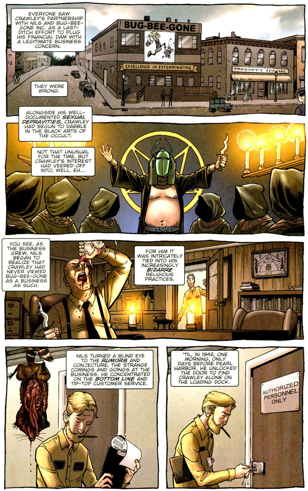 Read online The Exterminators comic -  Issue #9 - 6