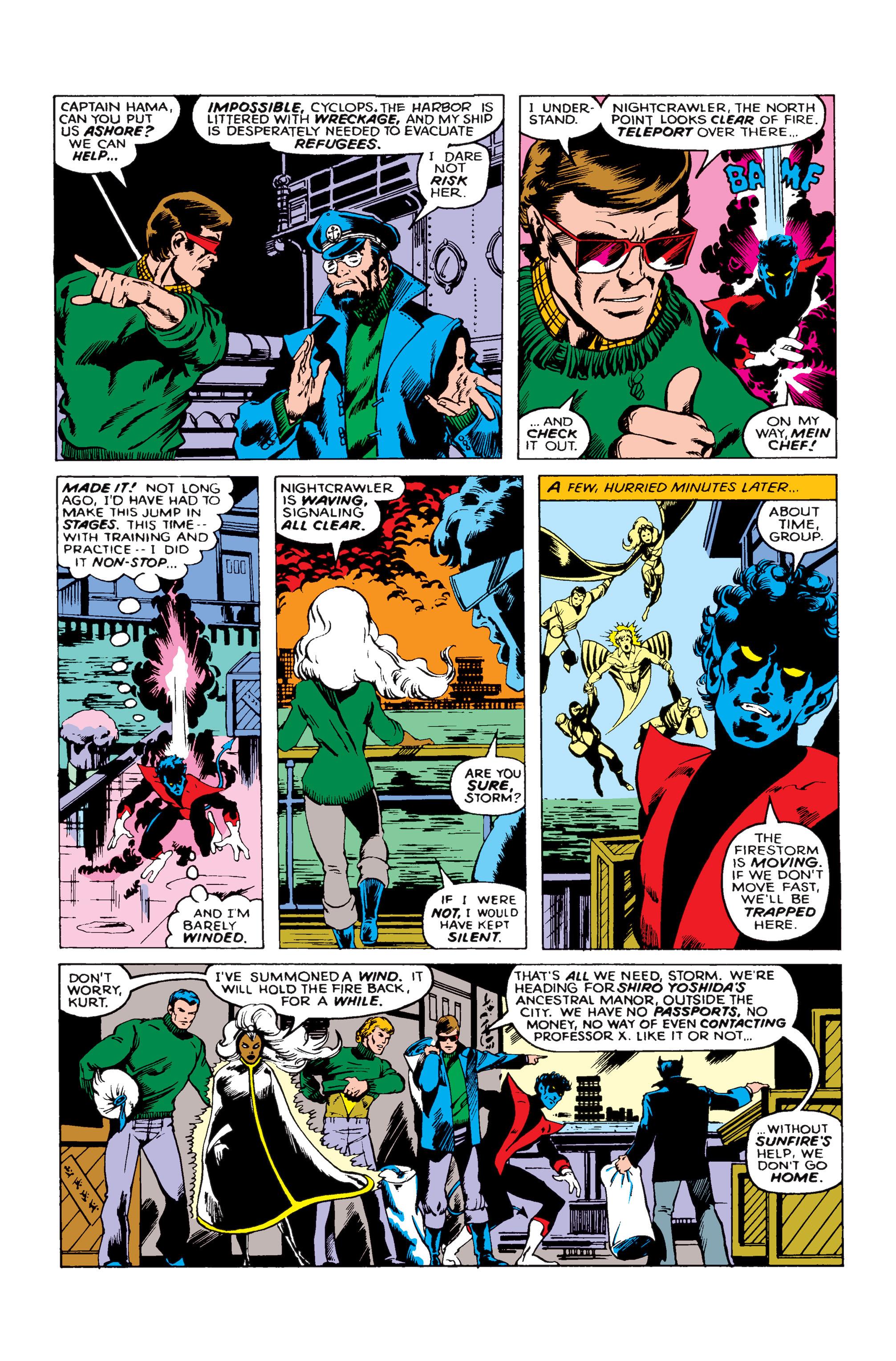 Uncanny X-Men (1963) 118 Page 3