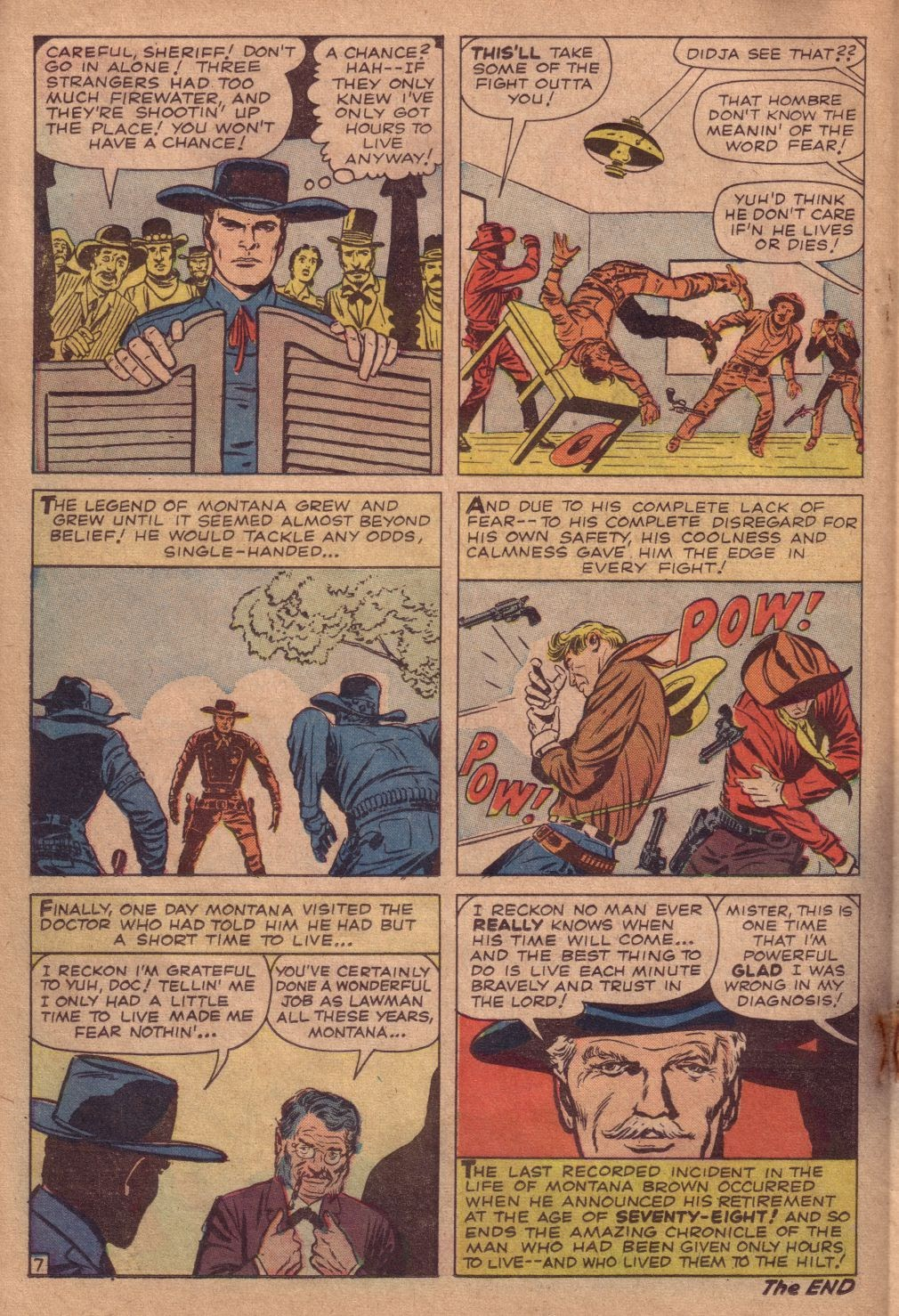 Gunsmoke Western issue 67 - Page 18