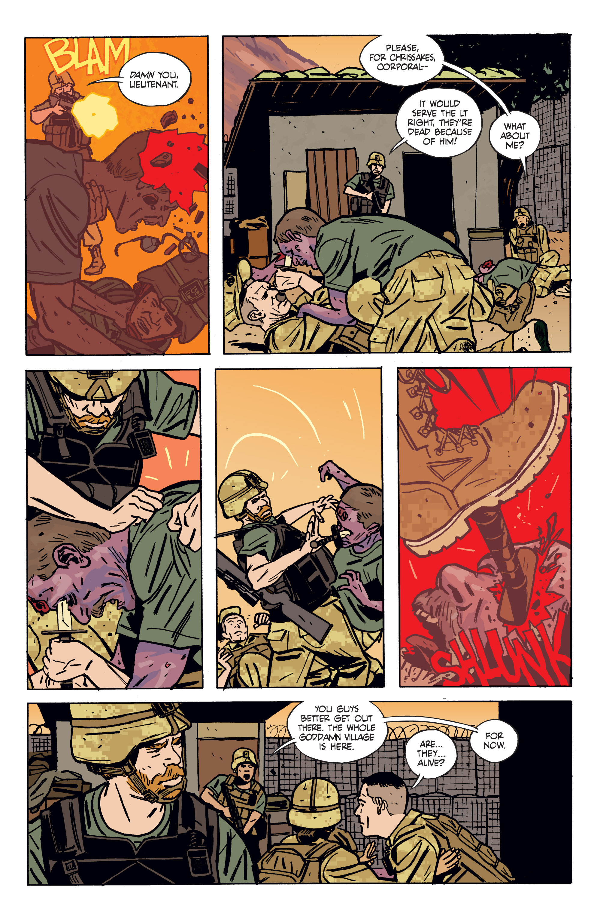 Read online Graveyard of Empires comic -  Issue # TPB - 61
