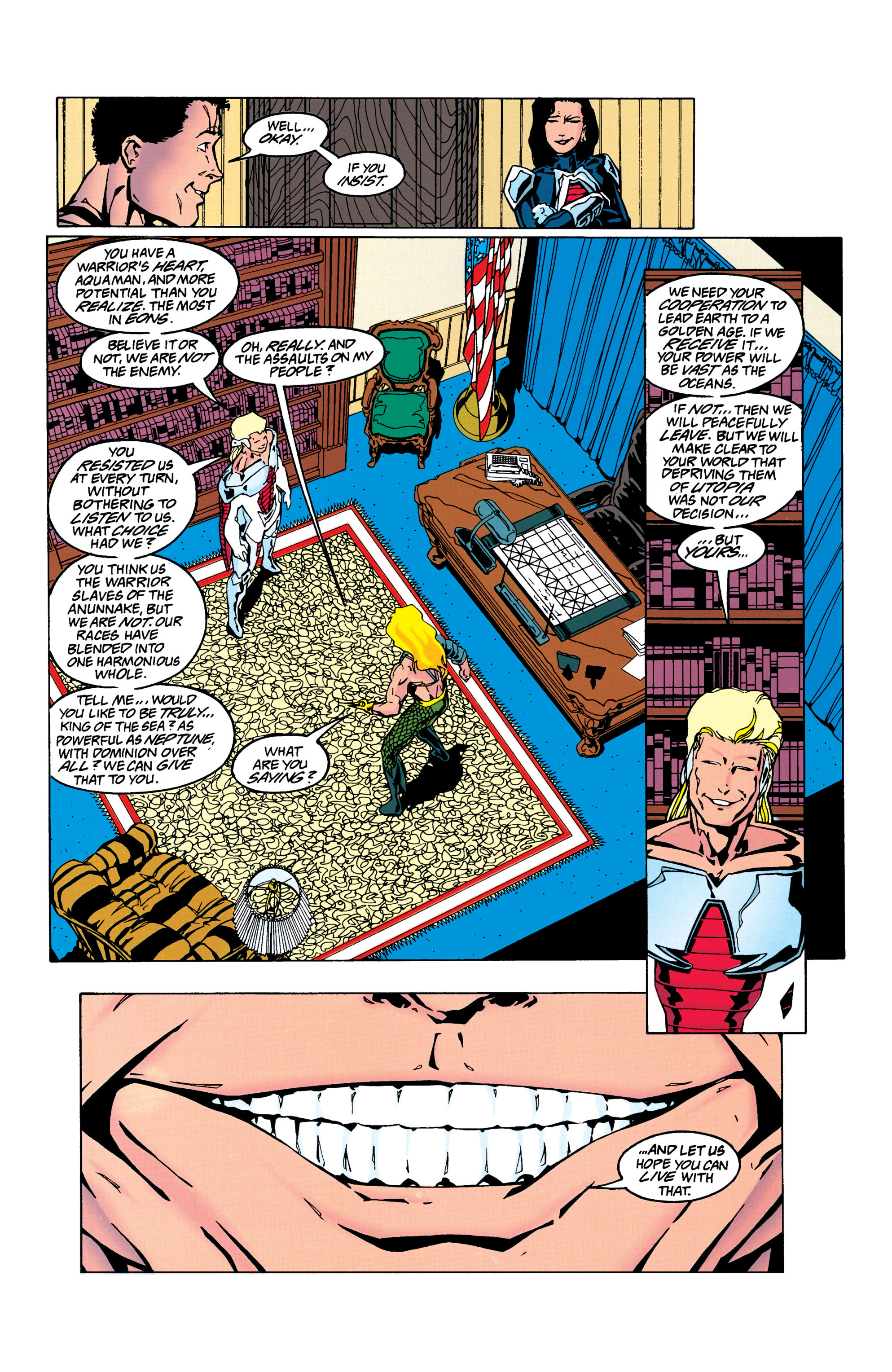 Read online Aquaman (1994) comic -  Issue #24 - 23
