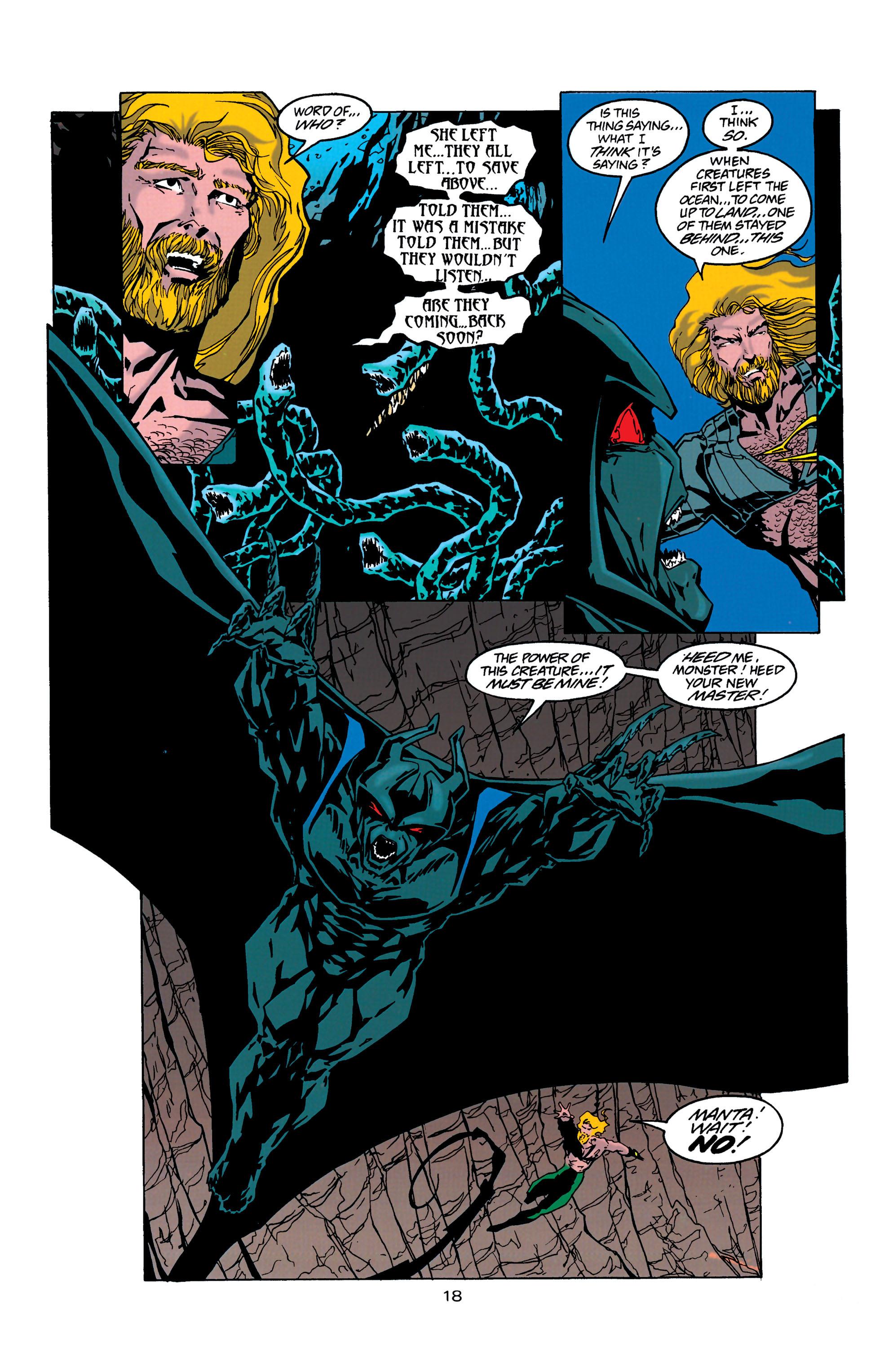 Read online Aquaman (1994) comic -  Issue #30 - 18
