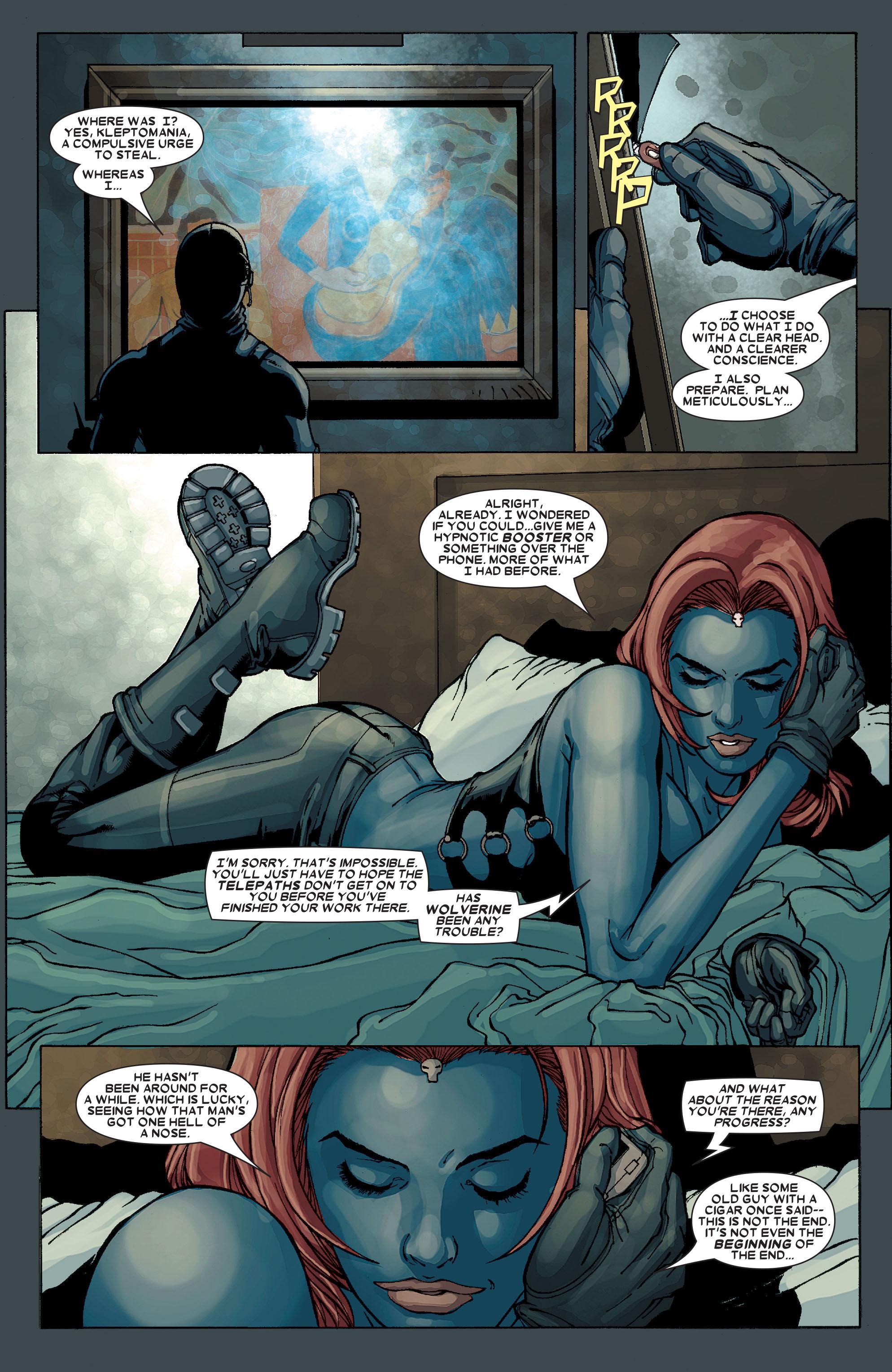 X-Men (1991) 173 Page 3