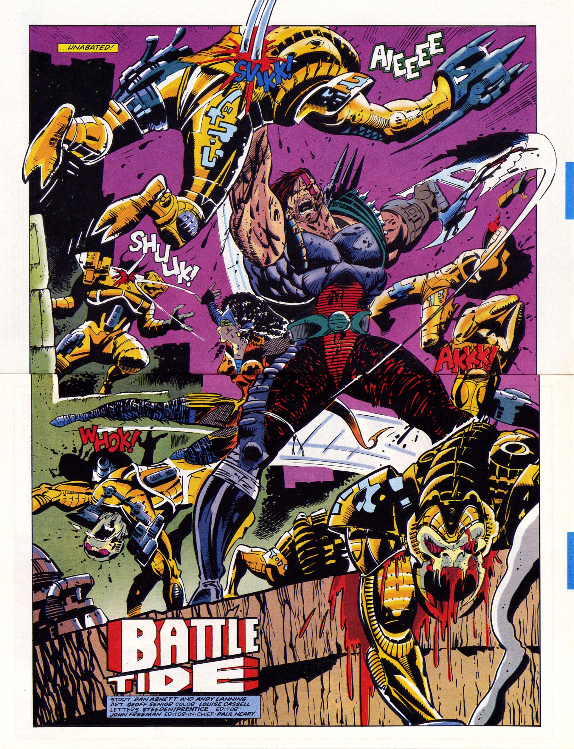 Read online Battletide comic -  Issue #1 - 3