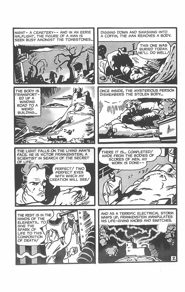Read online Men of Mystery Comics comic -  Issue #18 - 44