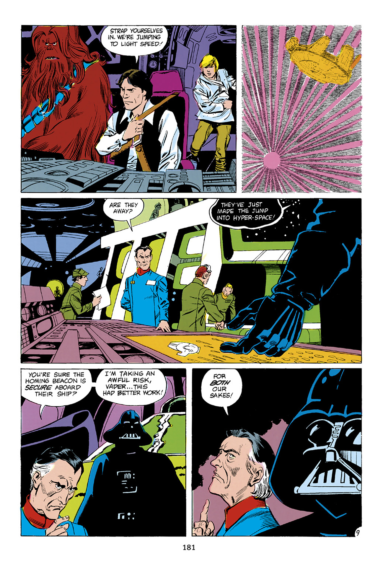 Read online Star Wars Omnibus comic -  Issue # Vol. 23 - 180