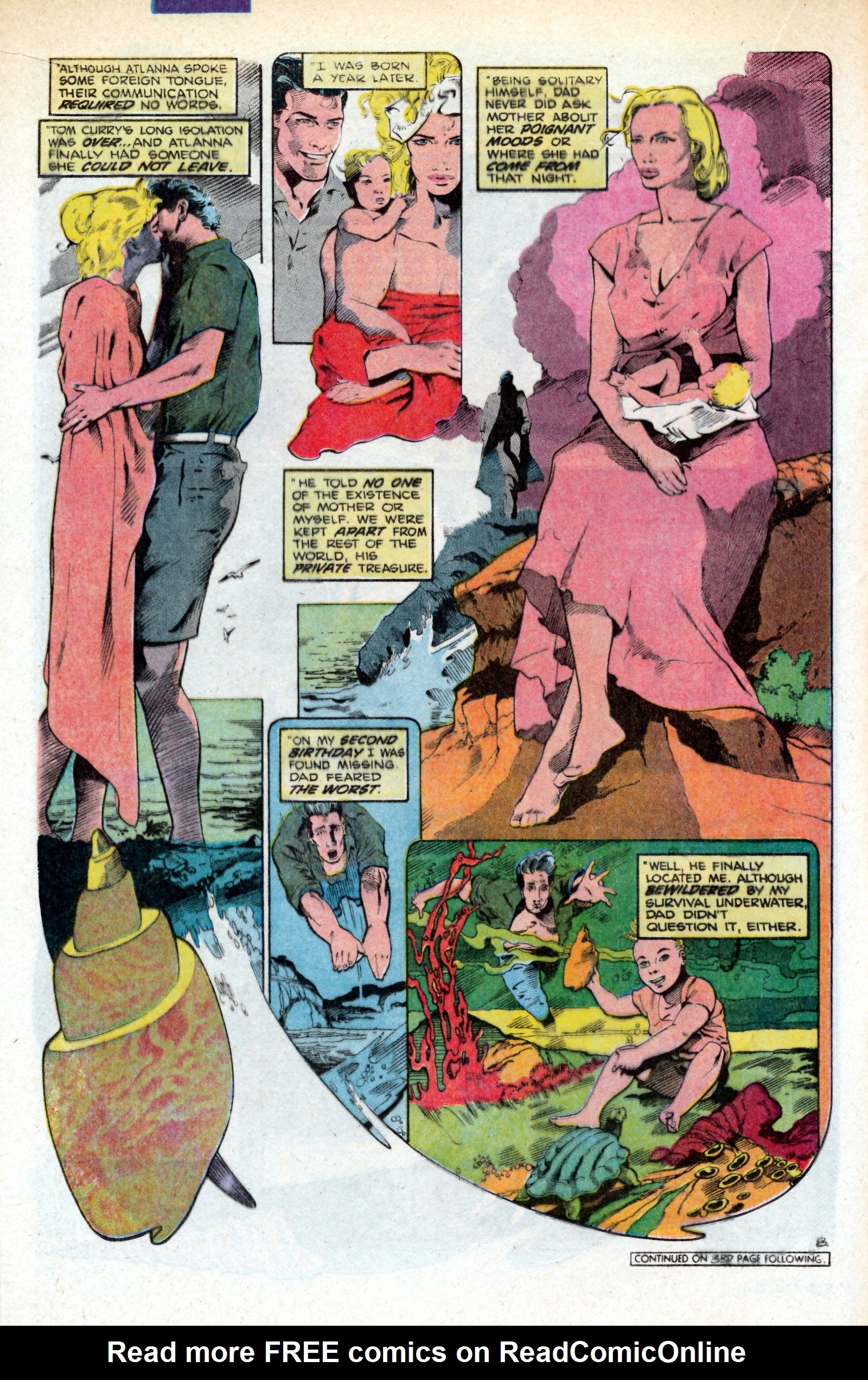 Read online Aquaman (1986) comic -  Issue #3 - 12