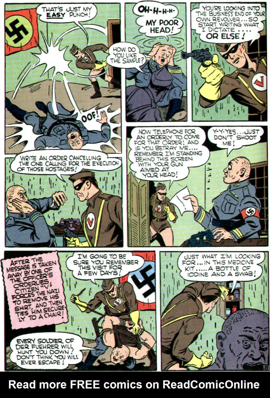 Read online Comedy Comics (1942) comic -  Issue #9 - 27