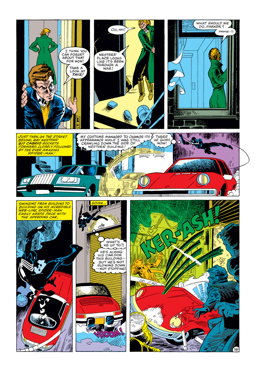 The Amazing Spider-Man (1963) 253 Page 16