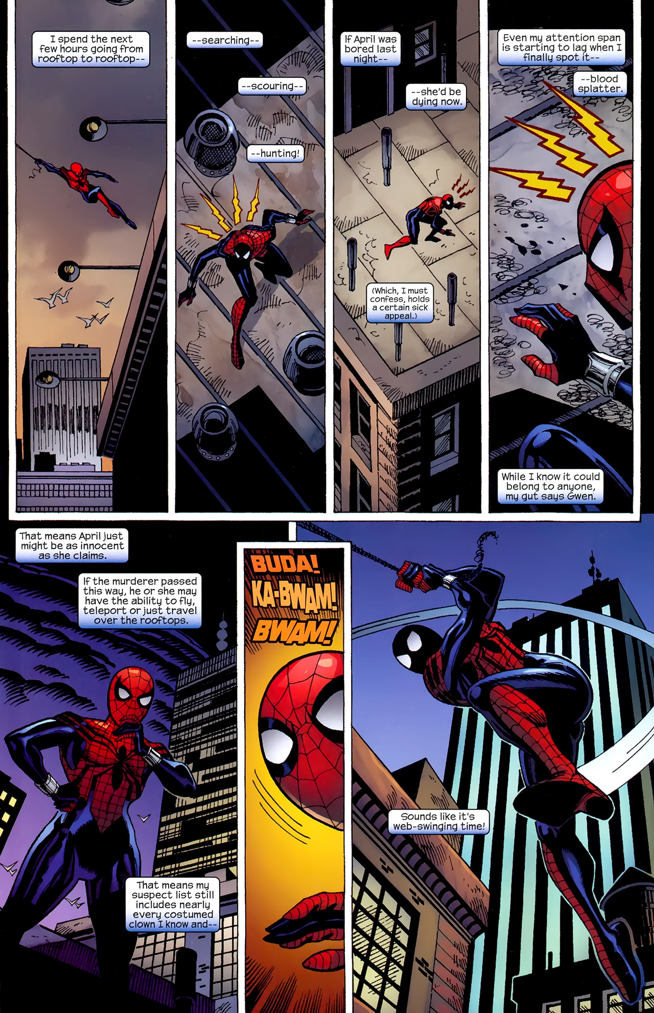 Read online Amazing Spider-Man Family comic -  Issue #6 - 33