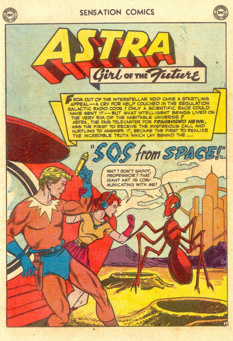 Read online Sensation (Mystery) Comics comic -  Issue #105 - 27