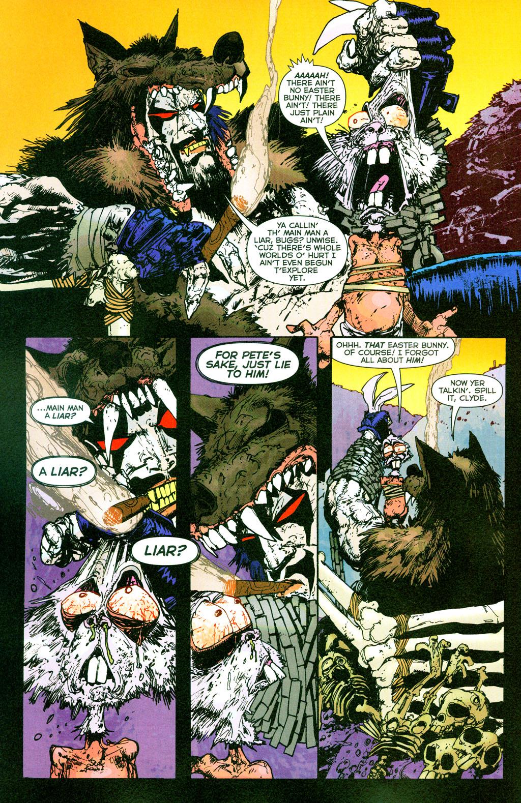 Read online The Authority/Lobo: Spring Break Massacre comic -  Issue # Full - 8