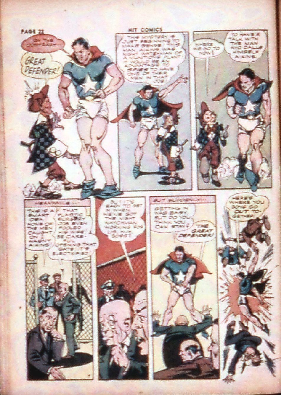 Read online Hit Comics comic -  Issue #29 - 24