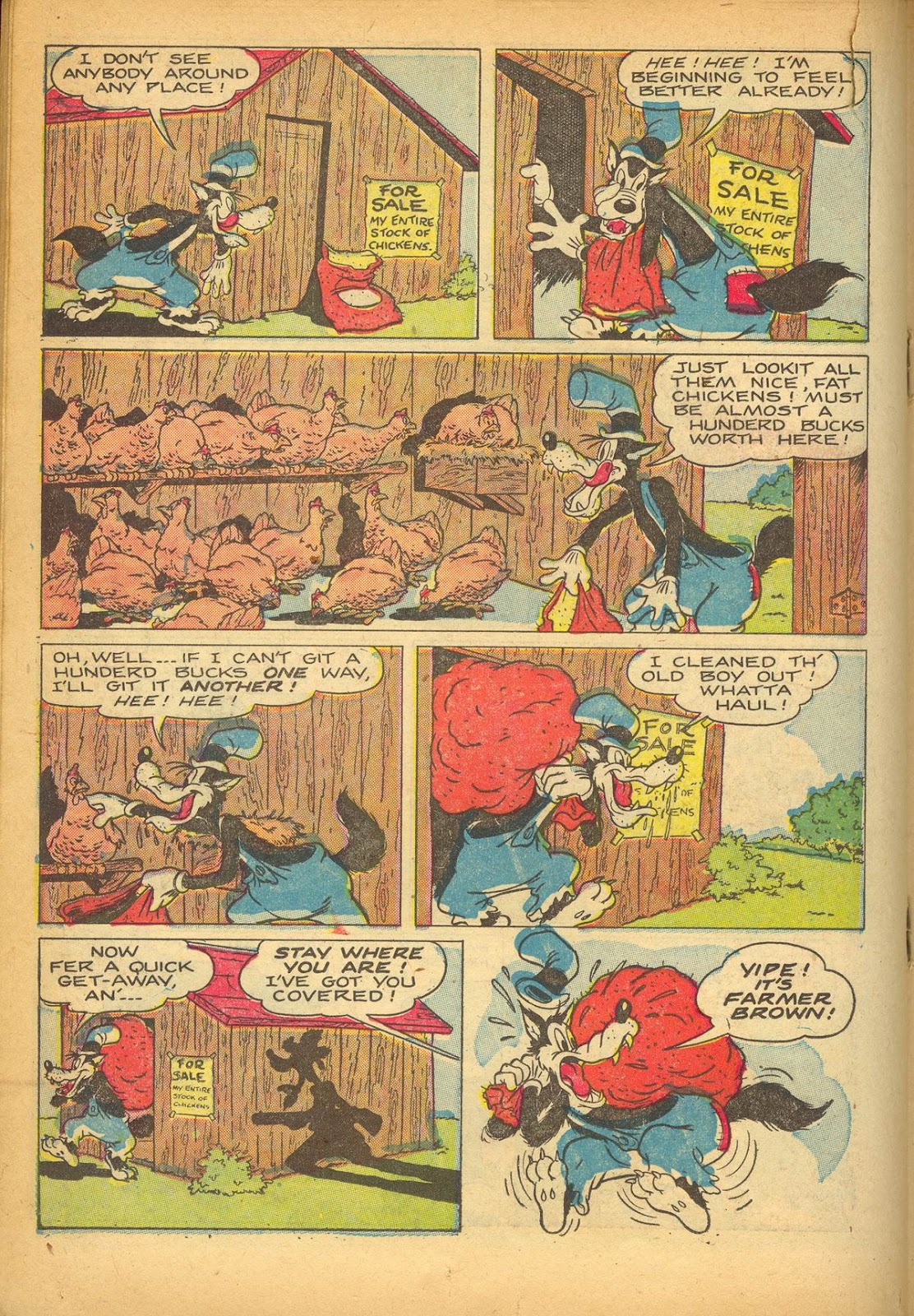 Walt Disney's Comics and Stories issue 86 - Page 26