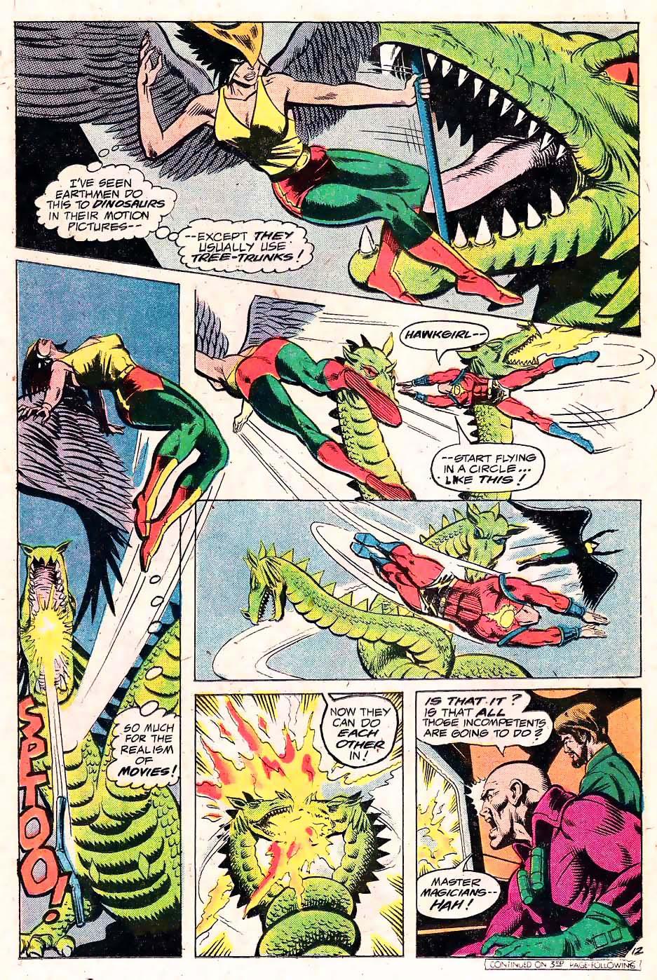 Read online Secret Society of Super-Villains comic -  Issue #7 - 13
