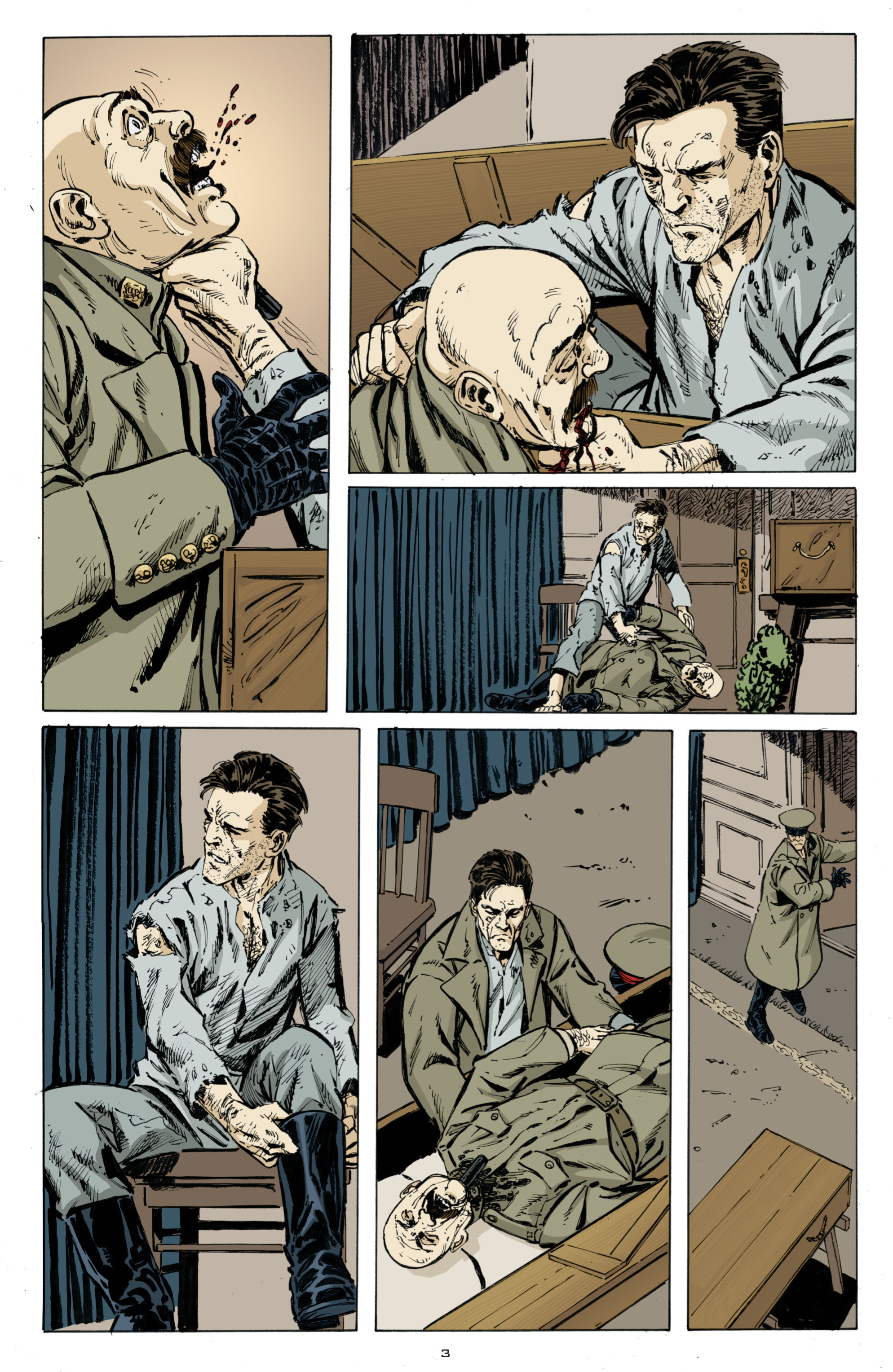 Read online Cold War comic -  Issue # TPB - 11