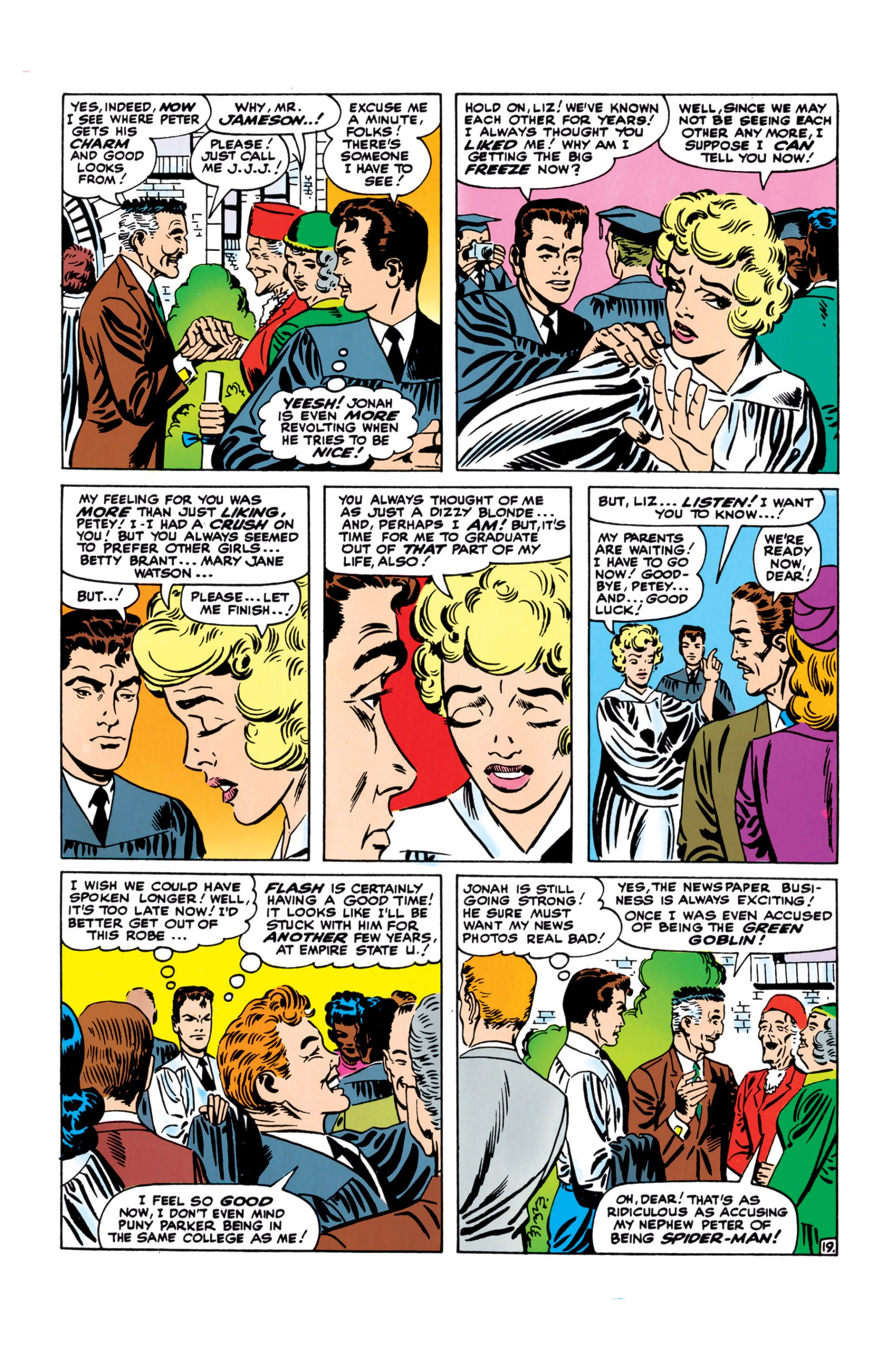 The Amazing Spider-Man (1963) 28 Page 19