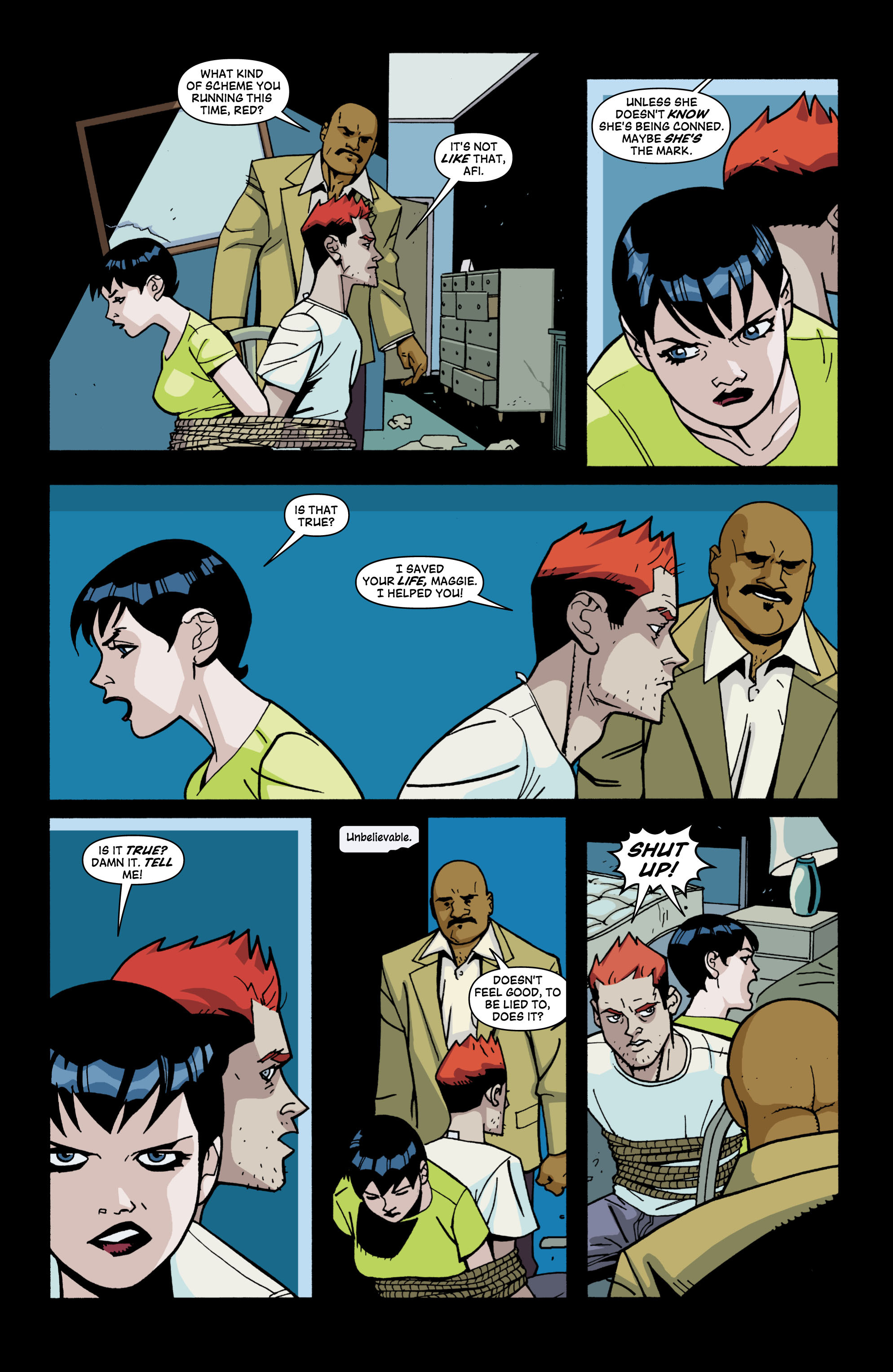 Read online Red Herring comic -  Issue #3 - 15