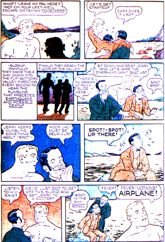 Read online Adventure Comics (1938) comic -  Issue #43 - 32