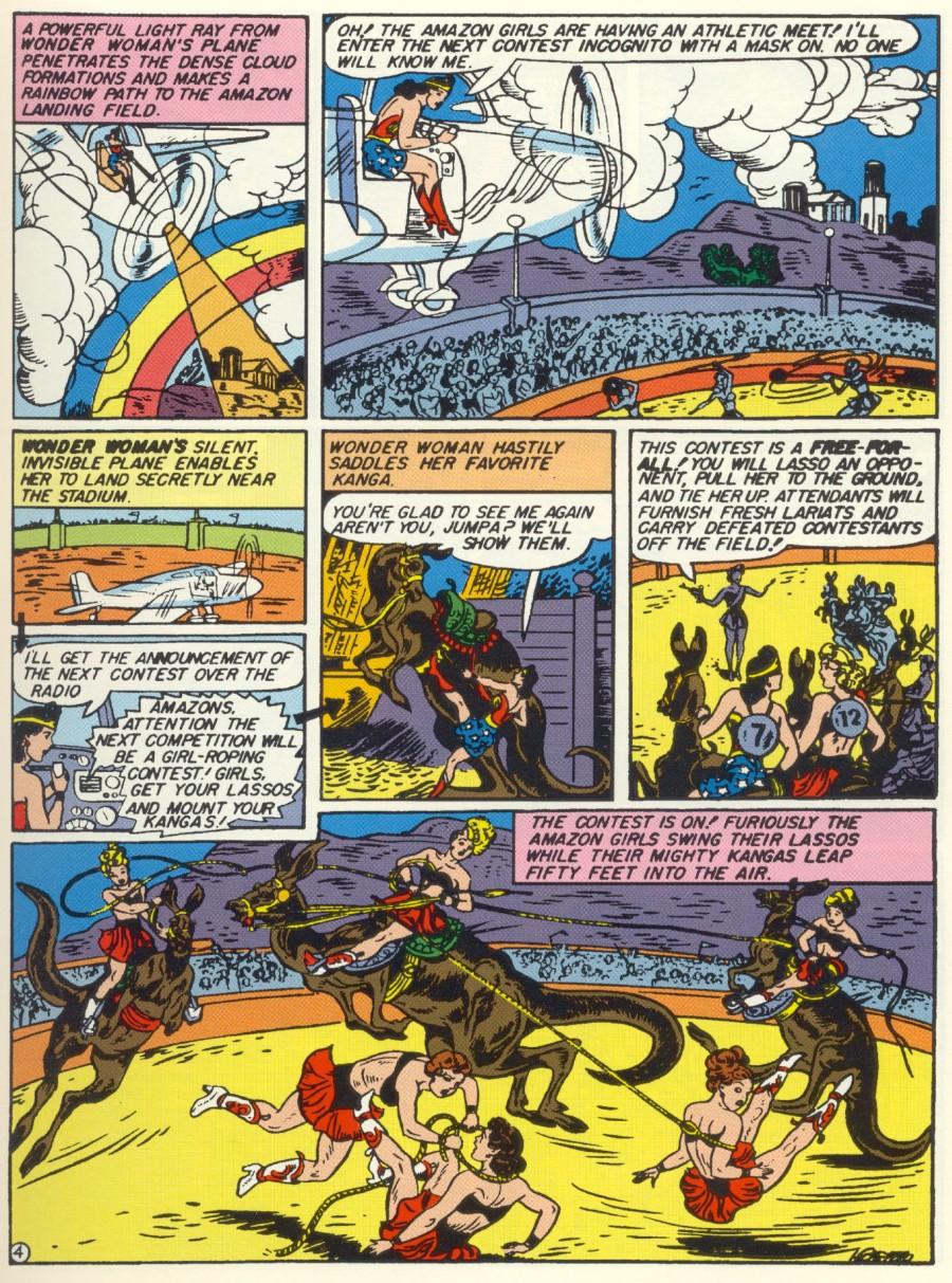 Read online Sensation (Mystery) Comics comic -  Issue #6 - 6