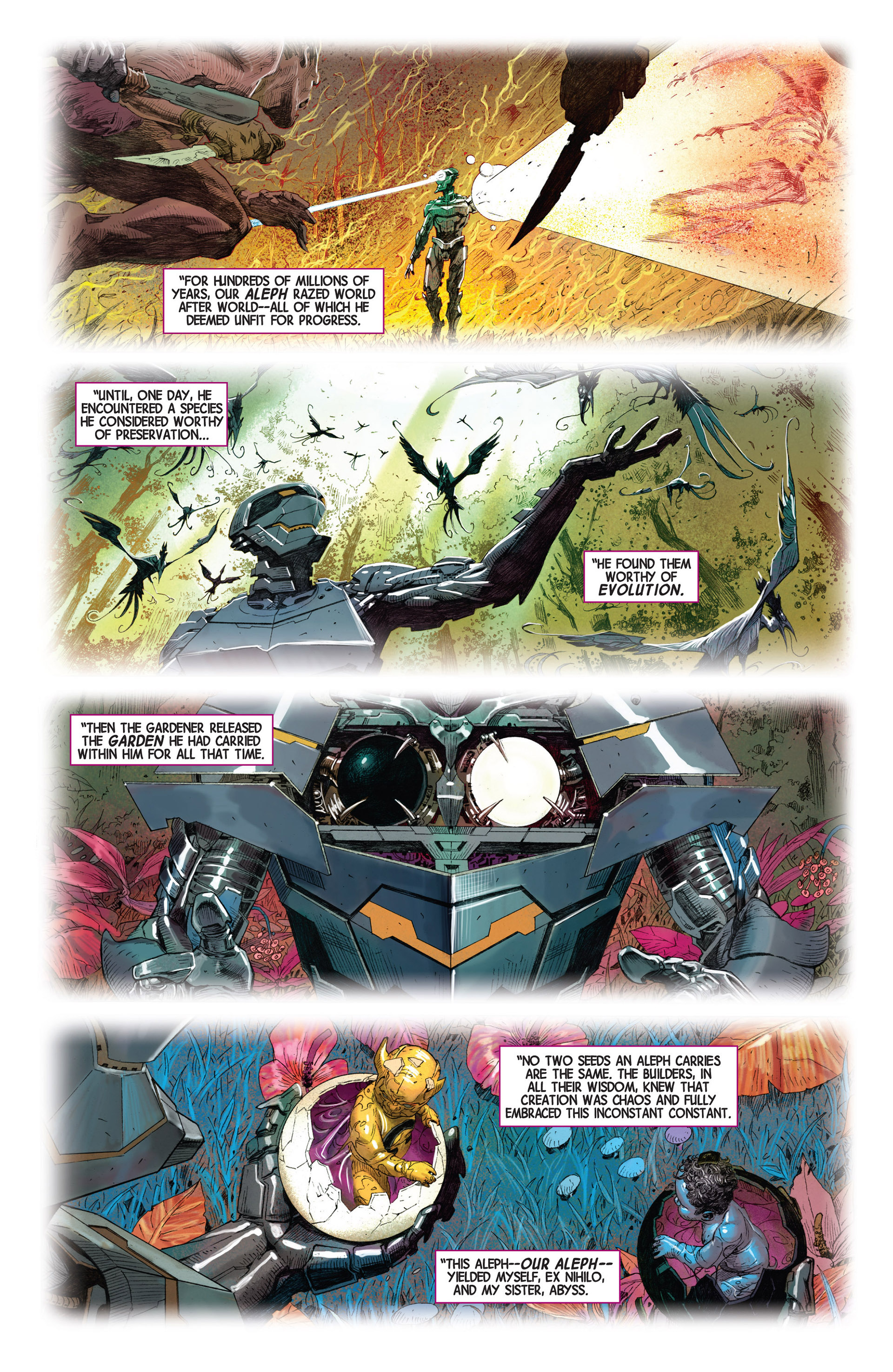 Read online Avengers (2013) comic -  Issue #2 - 8