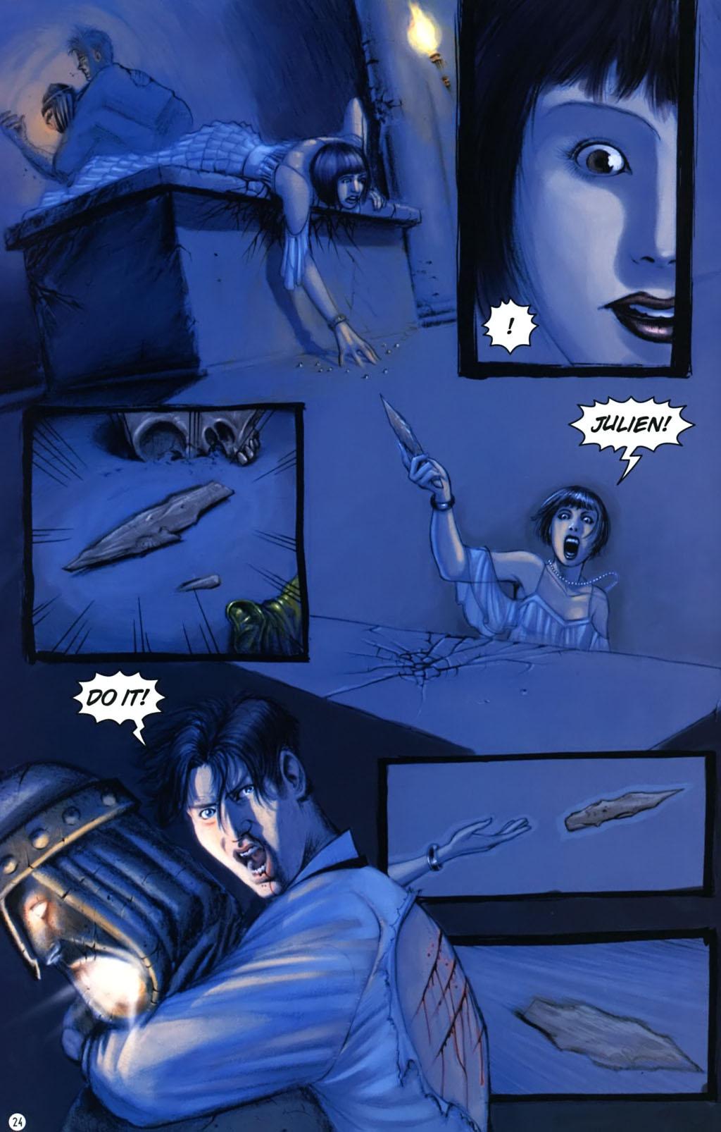 Read online Rex Mundi comic -  Issue #17 - 28