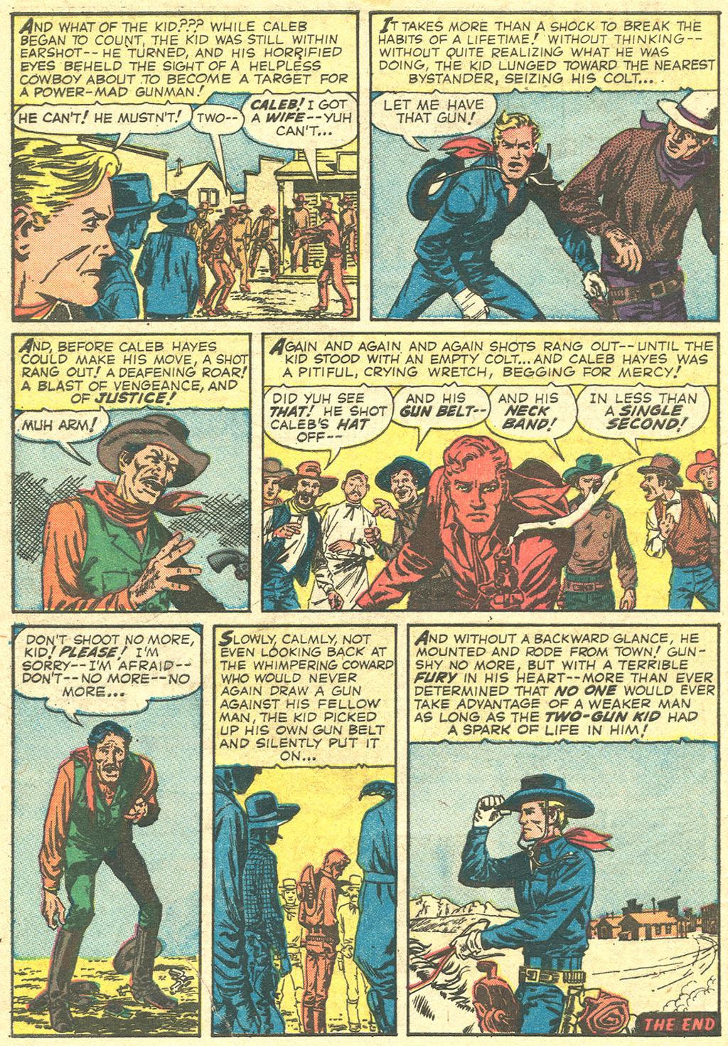 Read online Two-Gun Kid comic -  Issue #51 - 32