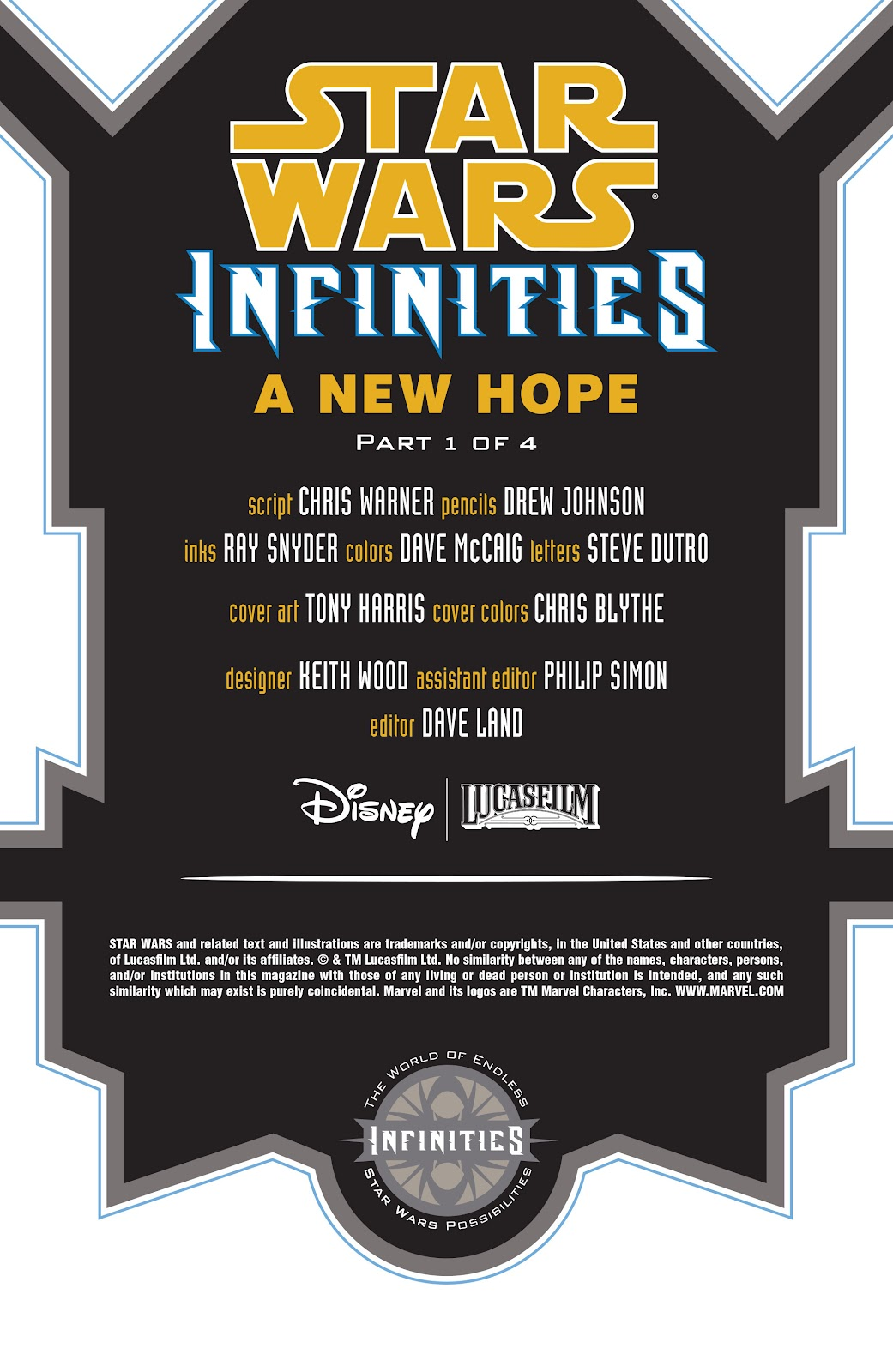 Read online Star Wars Legends: Infinities - Epic Collection comic -  Issue # TPB (Part 1) - 6