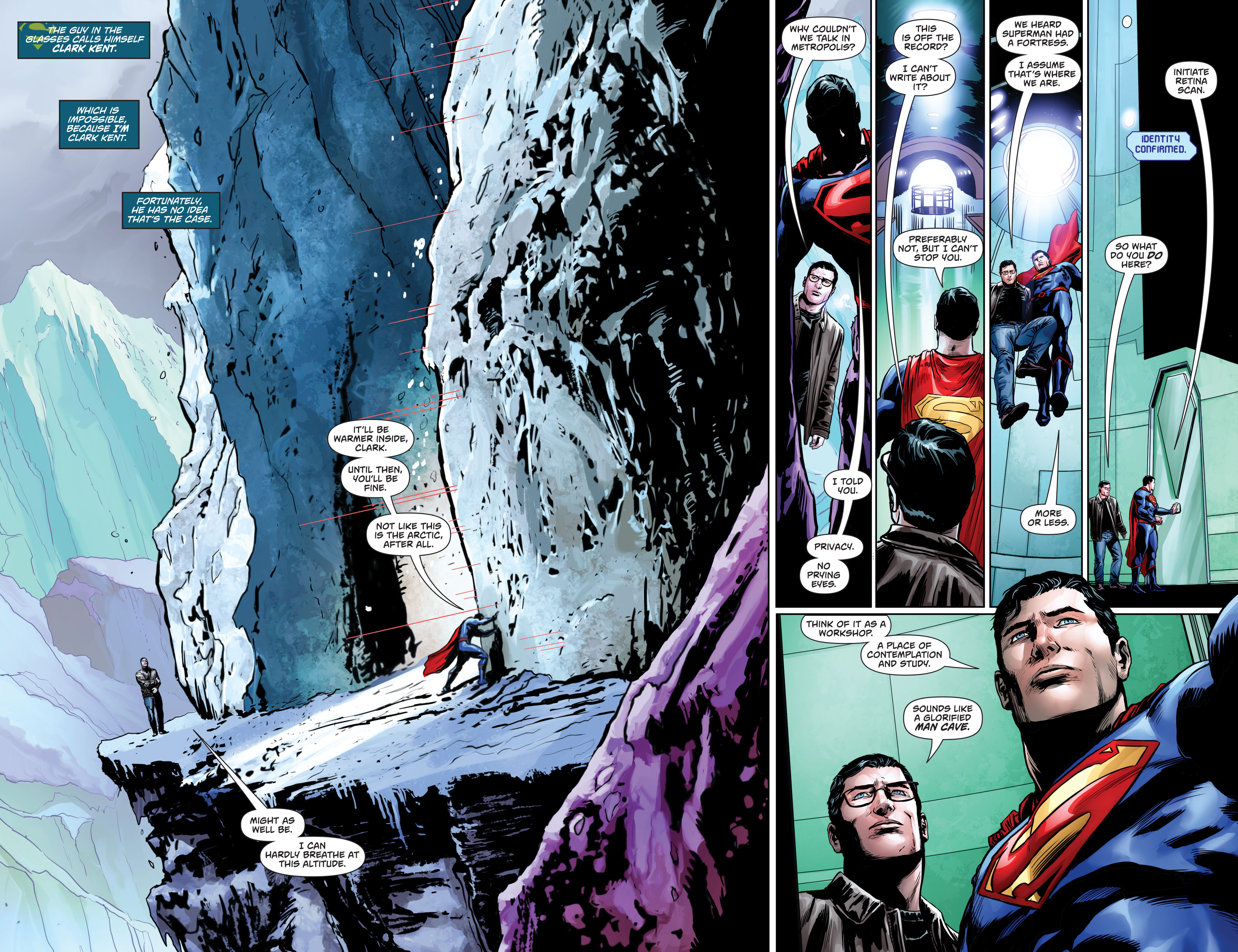 Read online Action Comics (2016) comic -  Issue #964 - 5