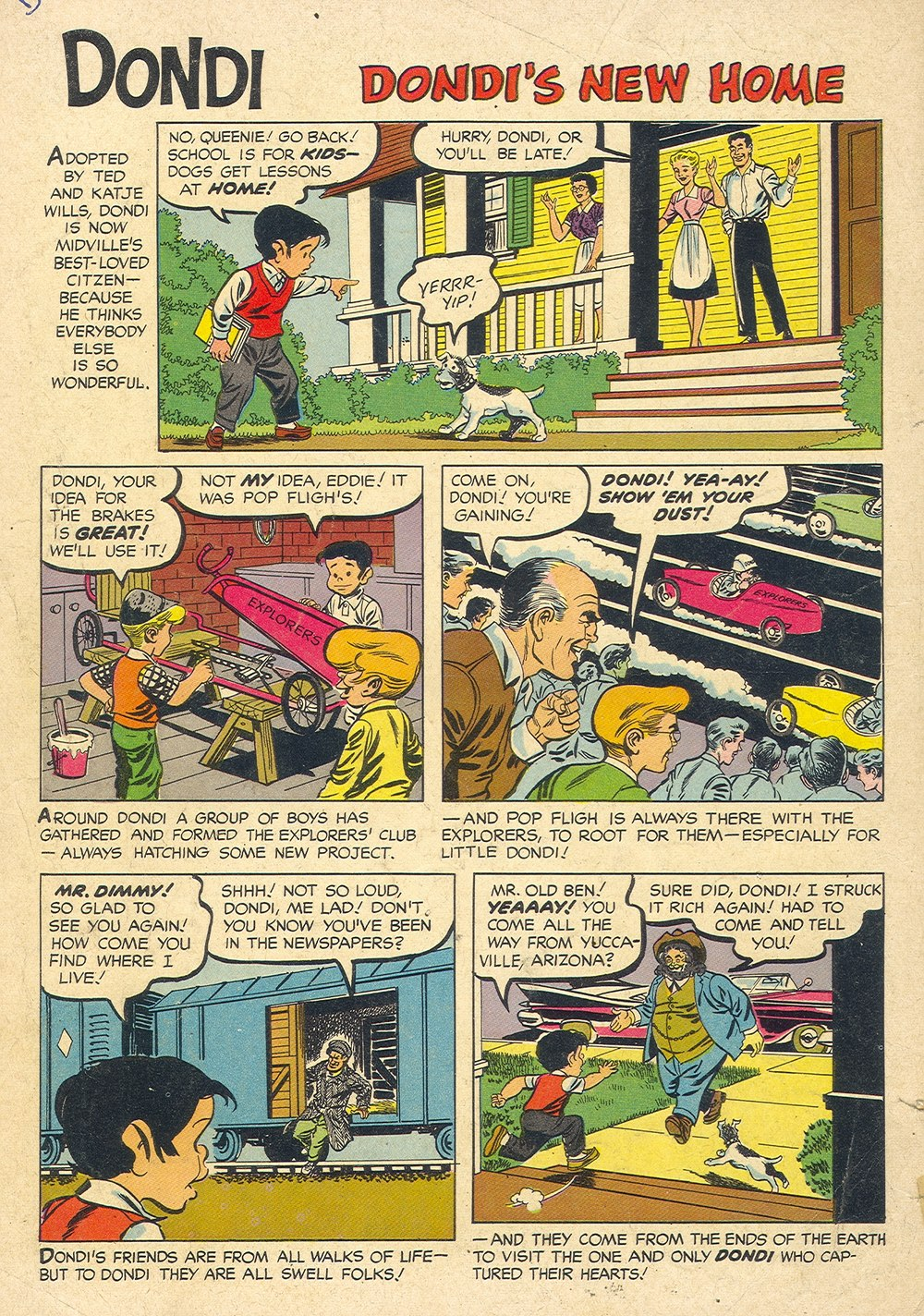 Four Color Comics issue 1276 - Page 36