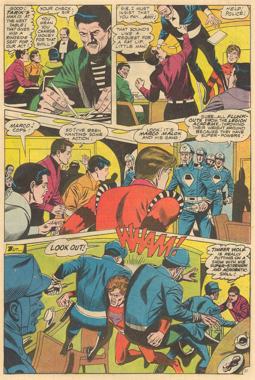 Read online Adventure Comics (1938) comic -  Issue #372 - 14