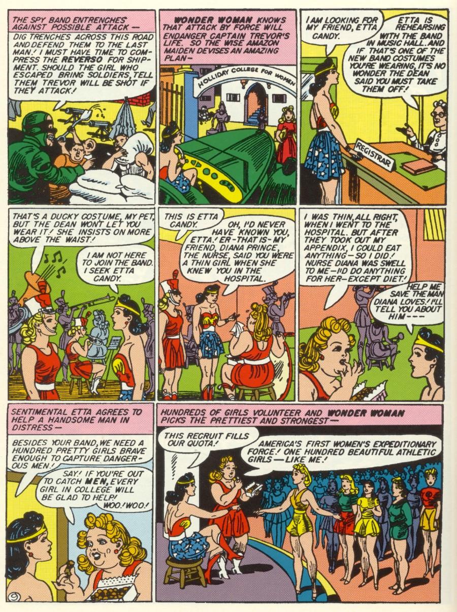 Read online Sensation (Mystery) Comics comic -  Issue #2 - 11