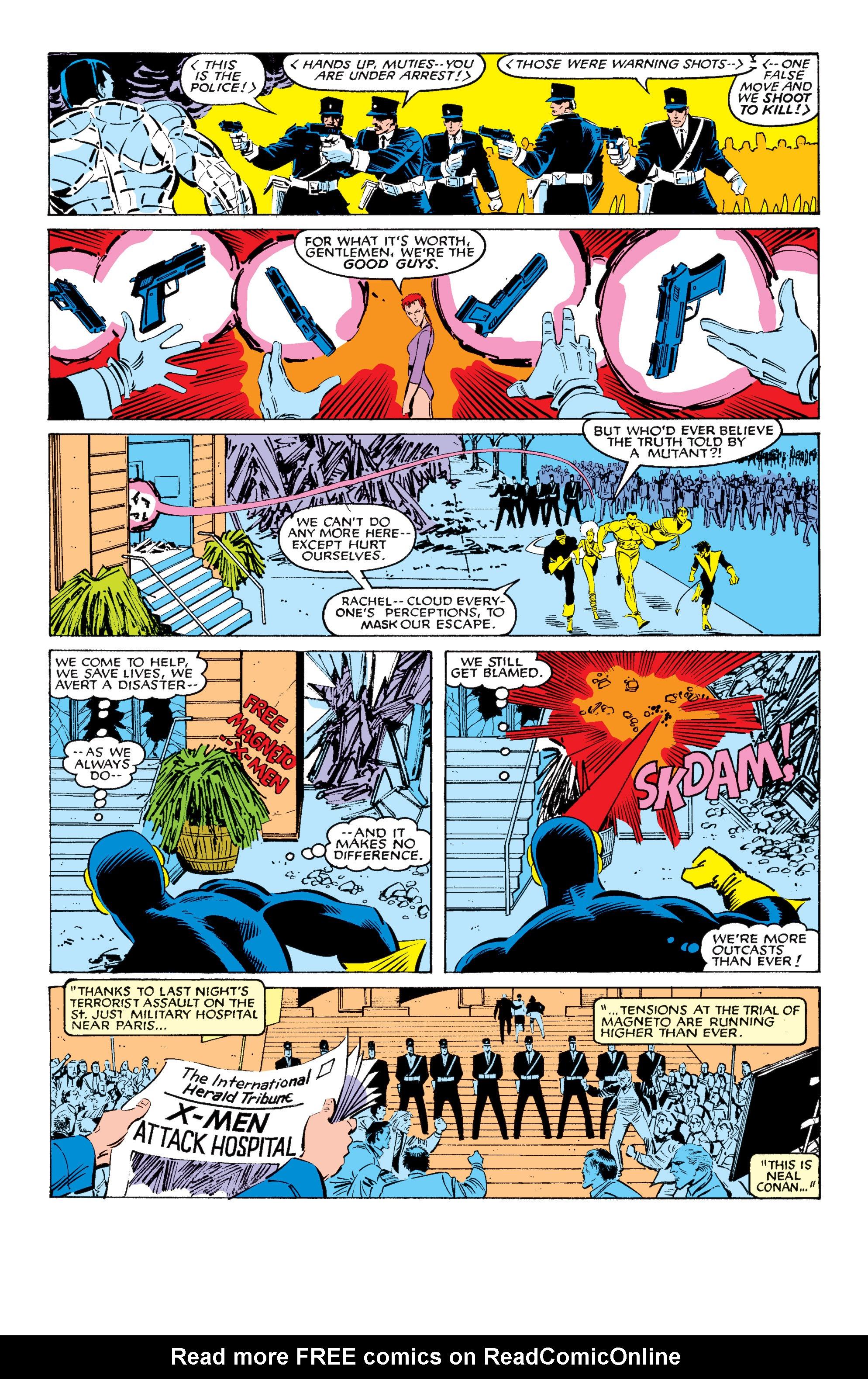 Read online Uncanny X-Men (1963) comic -  Issue #200 - 19