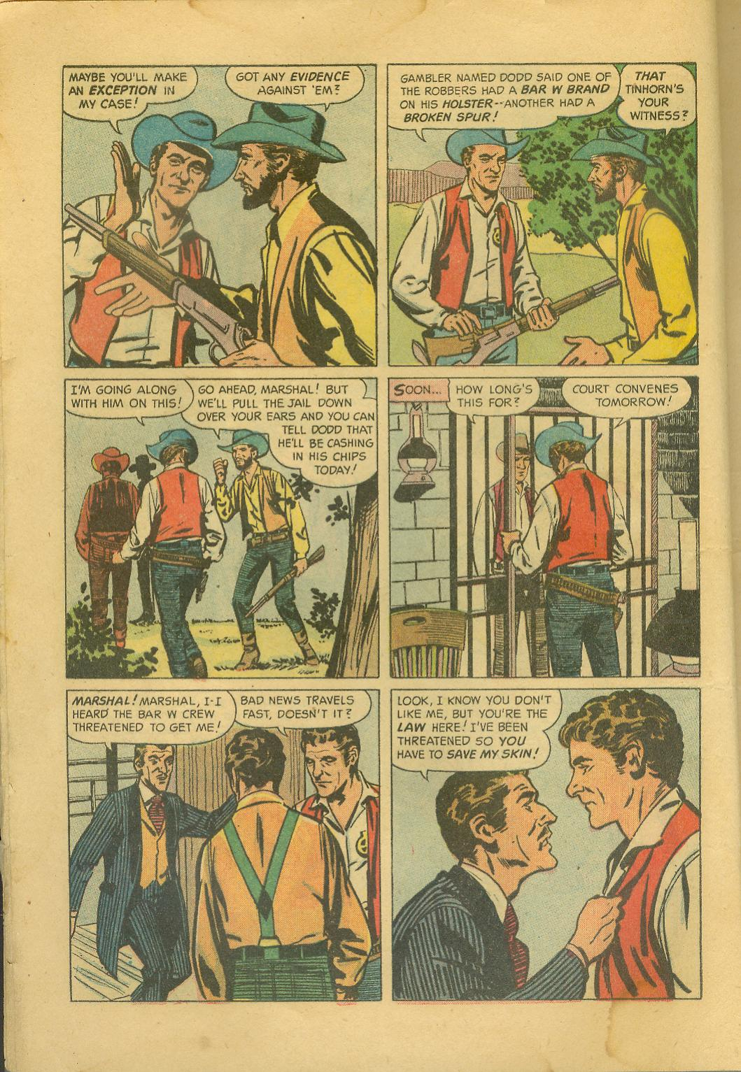 Four Color Comics issue 769 - Page 8