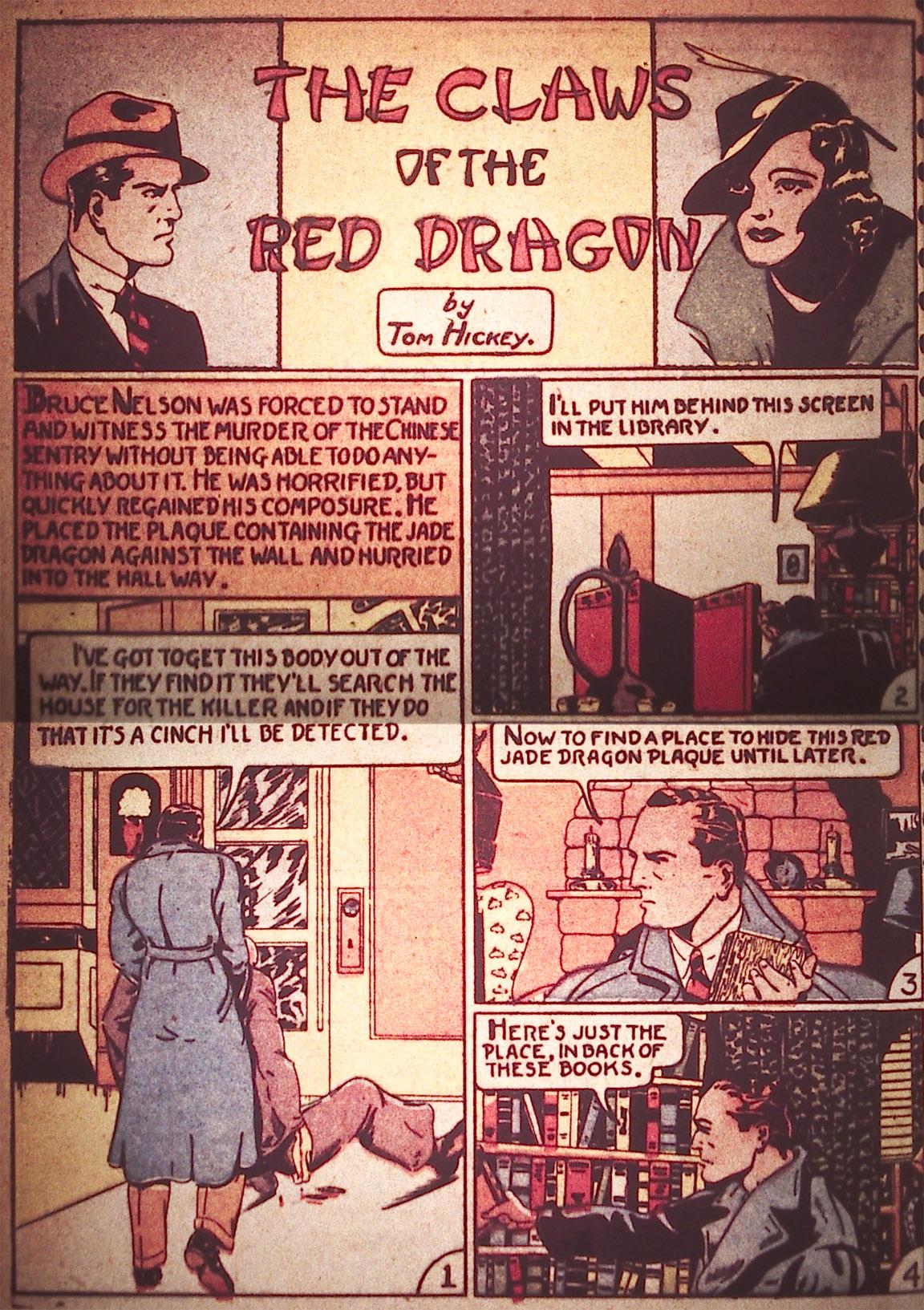 Read online Detective Comics (1937) comic -  Issue #5 - 22