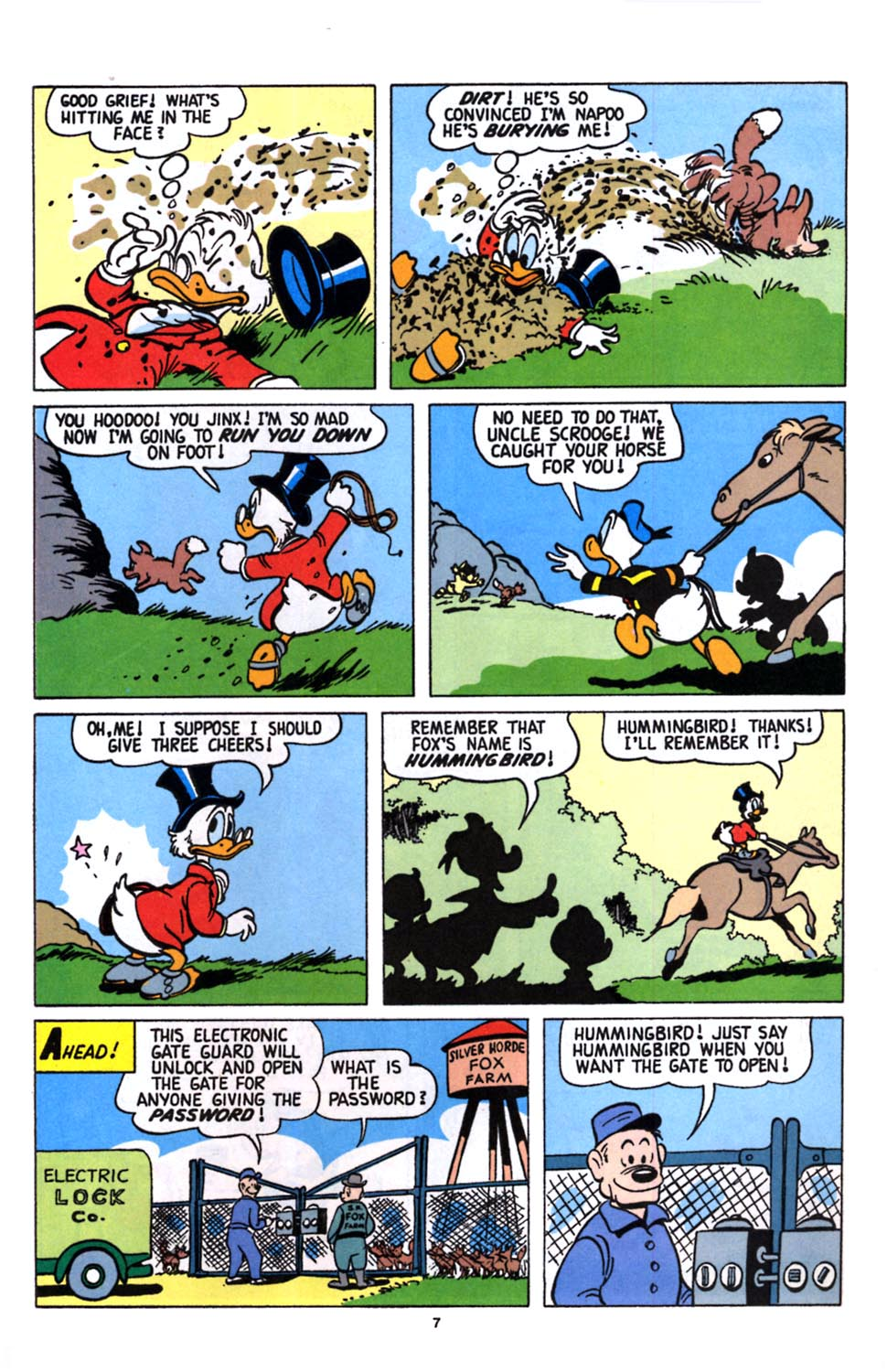 Read online Uncle Scrooge (1953) comic -  Issue #245 - 21