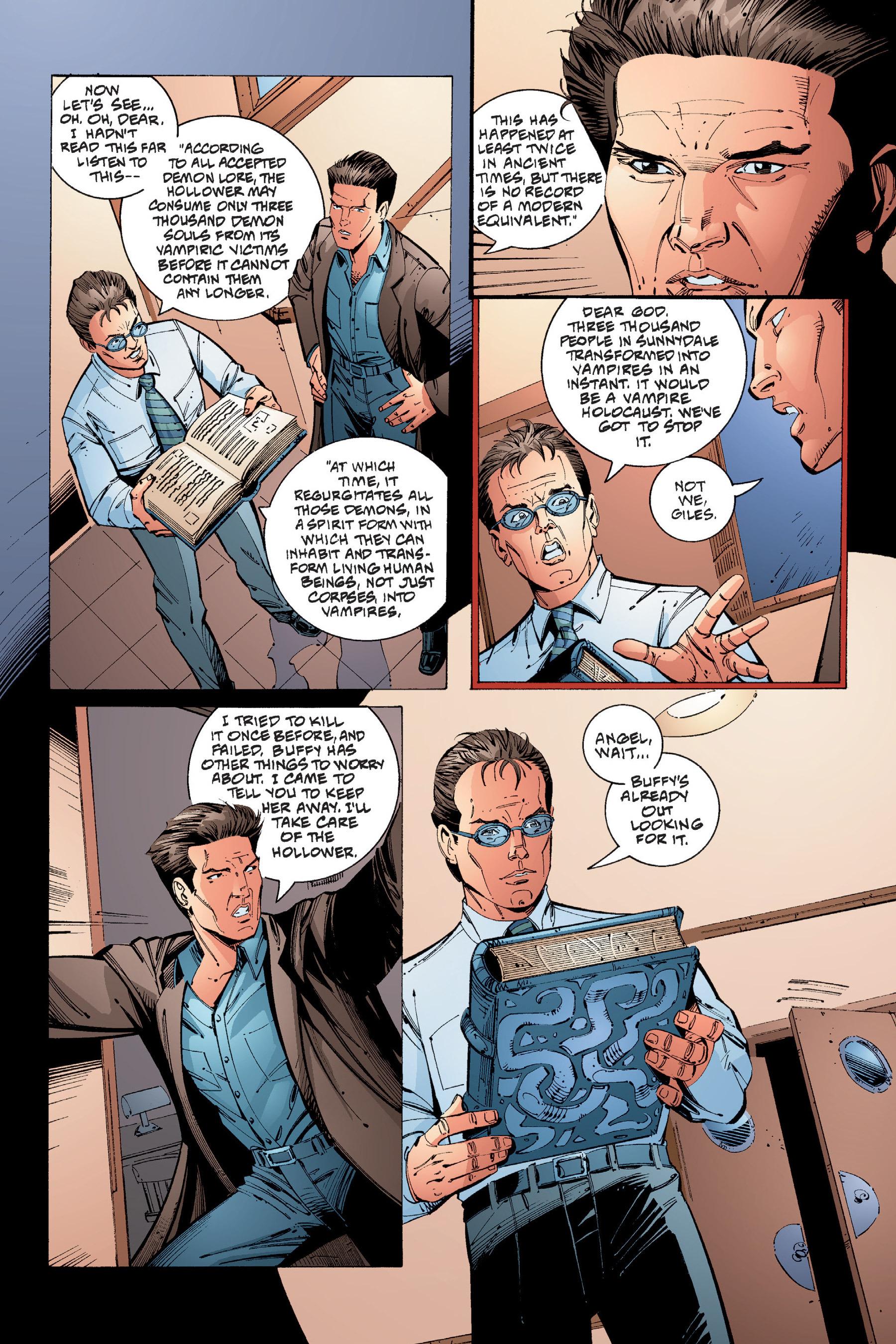 Read online Buffy the Vampire Slayer: Omnibus comic -  Issue # TPB 4 - 309