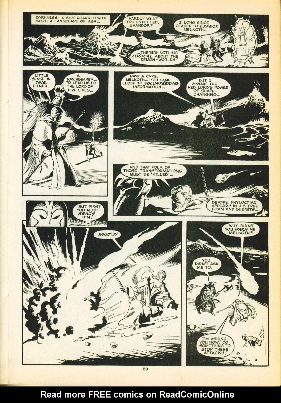 Warrior Issue #15 #16 - English 29