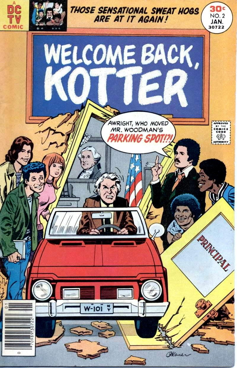 Welcome Back, Kotter issue 2 - Page 1