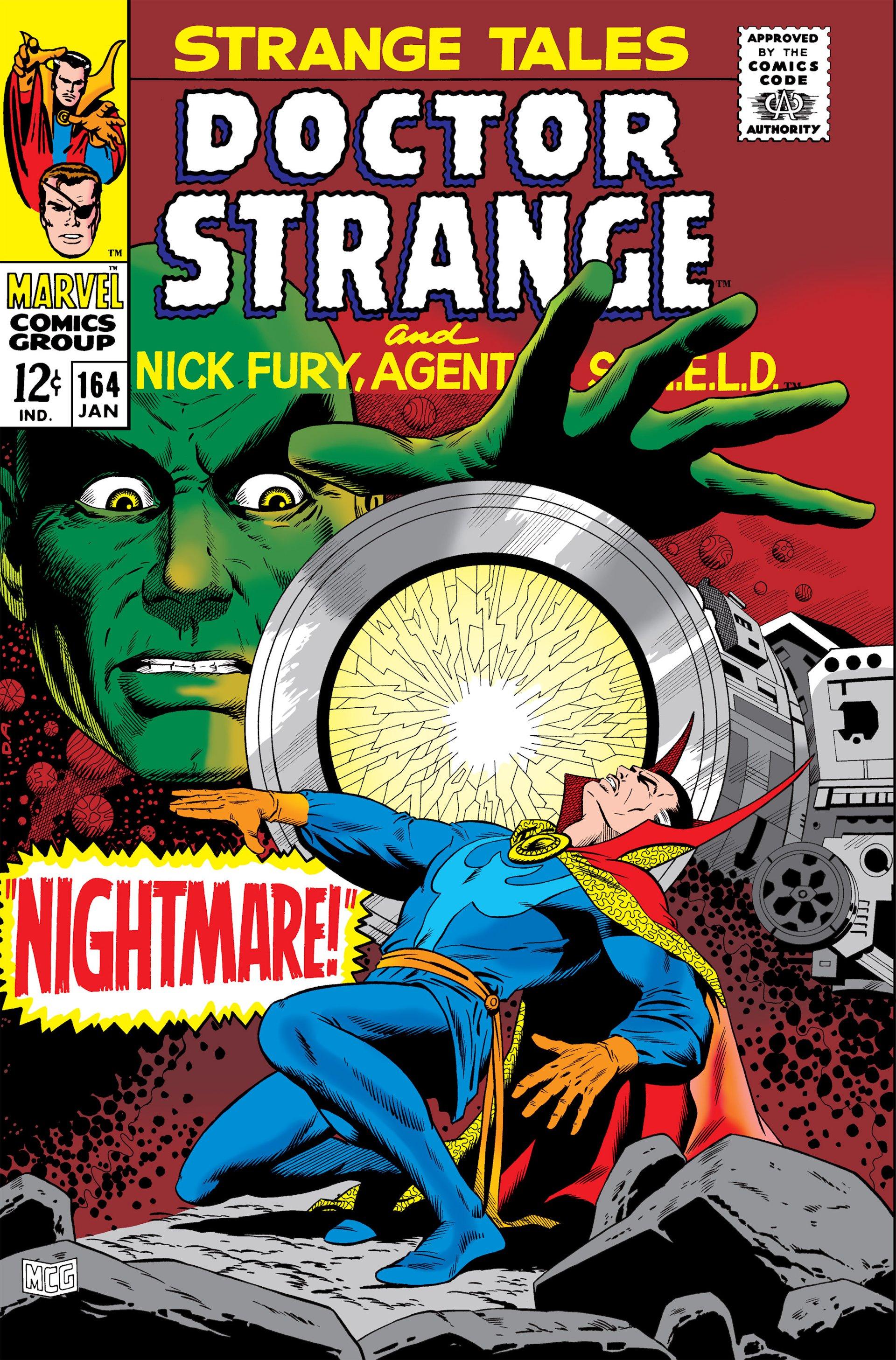 Strange Tales (1951) 164 Page 1