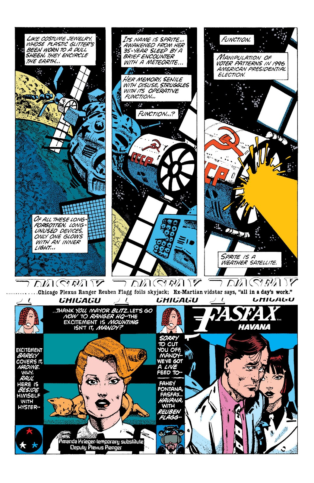 American Flagg! issue Definitive Collection (Part 2) - Page 47