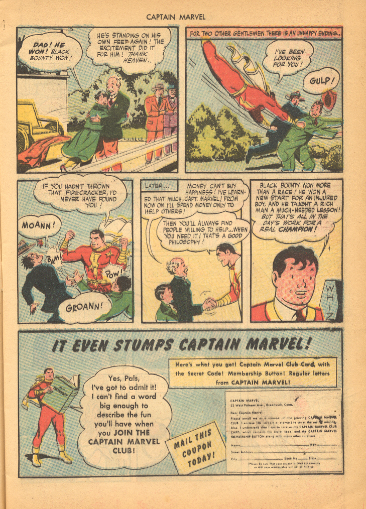 Captain Marvel Adventures issue 62 - Page 13