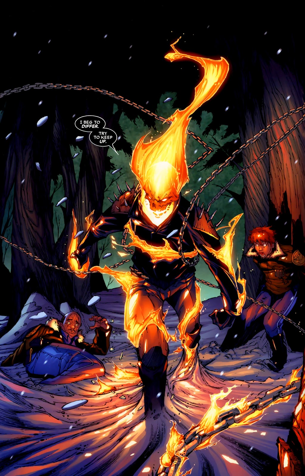 Read online Ghost Rider (2006) comic -  Issue # Annual 2 - 11