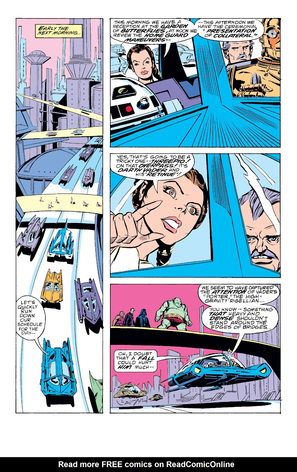 Read online Star Wars Legends: The Original Marvel Years - Epic Collection comic -  Issue # TPB 3 (Part 2) - 88